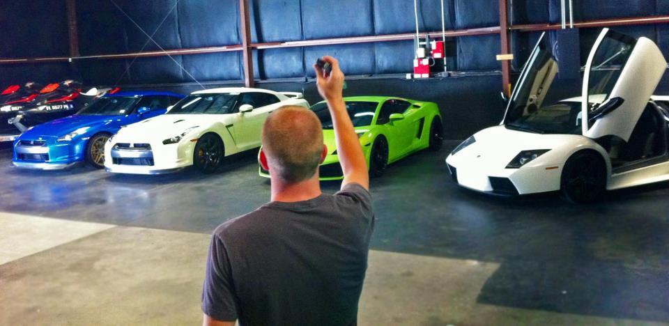 Robert Himler's Garage