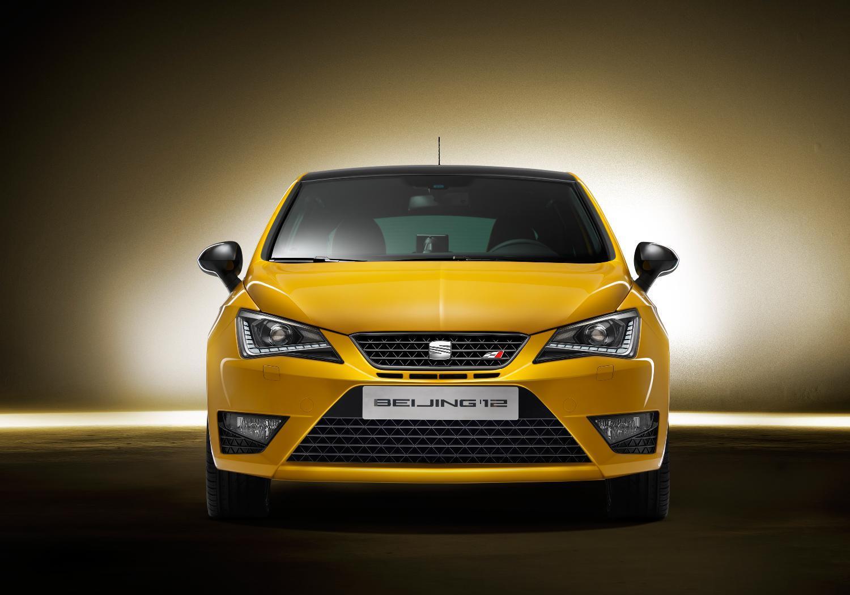 Seat Ibiza Cupra Concept Front