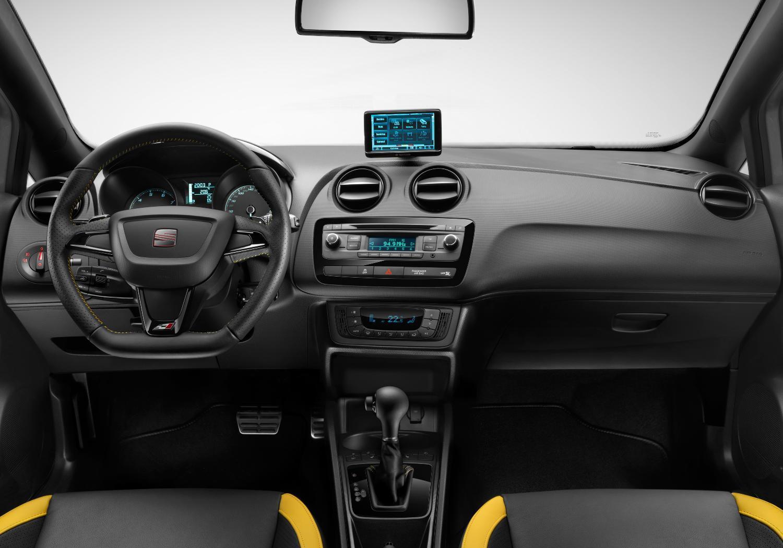 Seat Ibiza Cupra Concept Interior