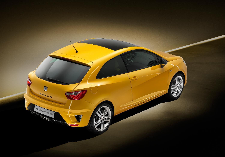 Seat Ibiza Cupra Concept Top