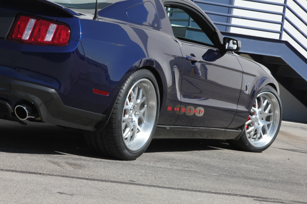Shelby Mustang 1000 Exhaust