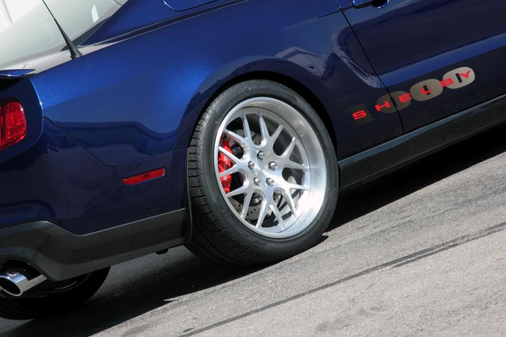 Shelby Mustang 1000 Rear Wheels