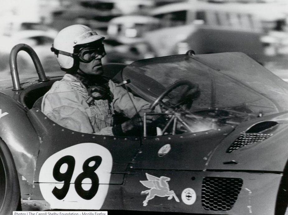 Carroll Shelby Racing