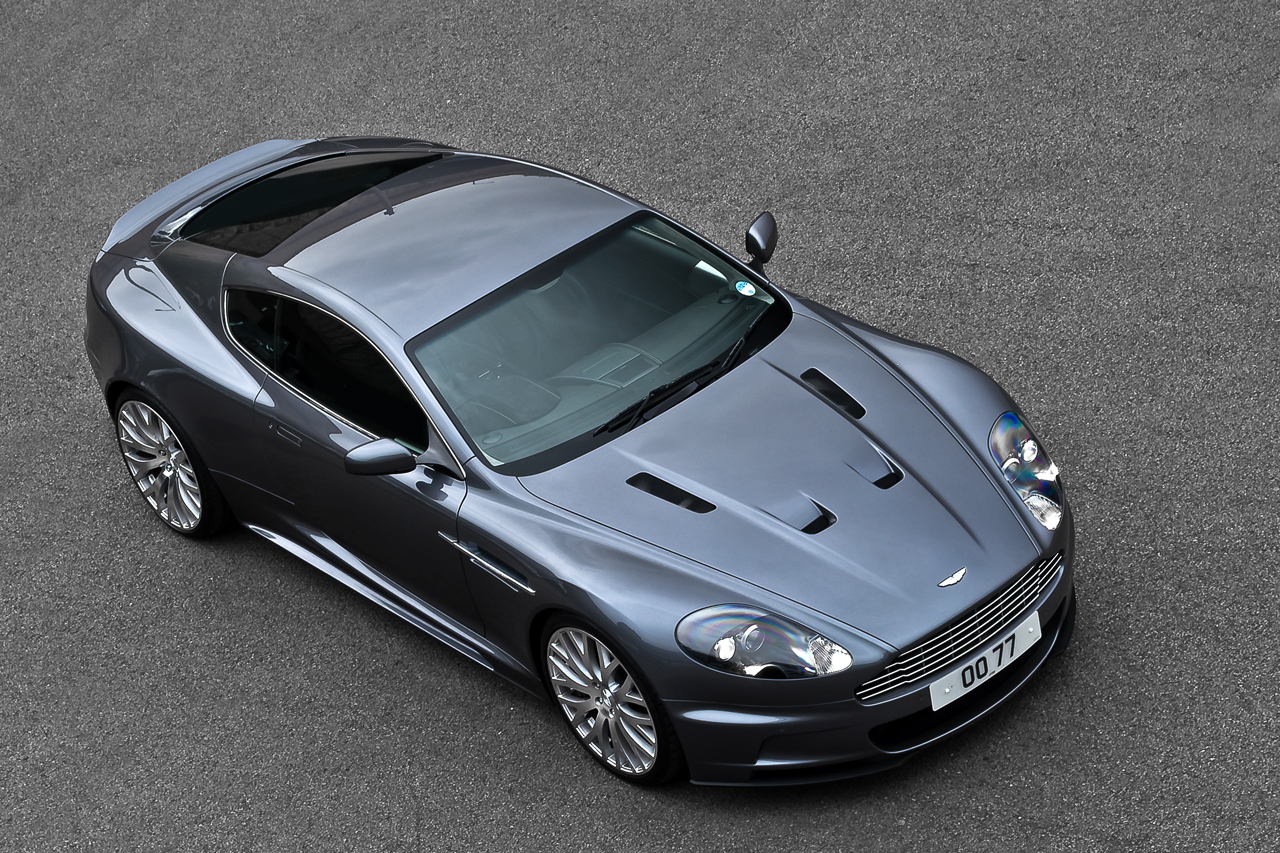 Aston Martin DBS Kahn Casino Royale Top