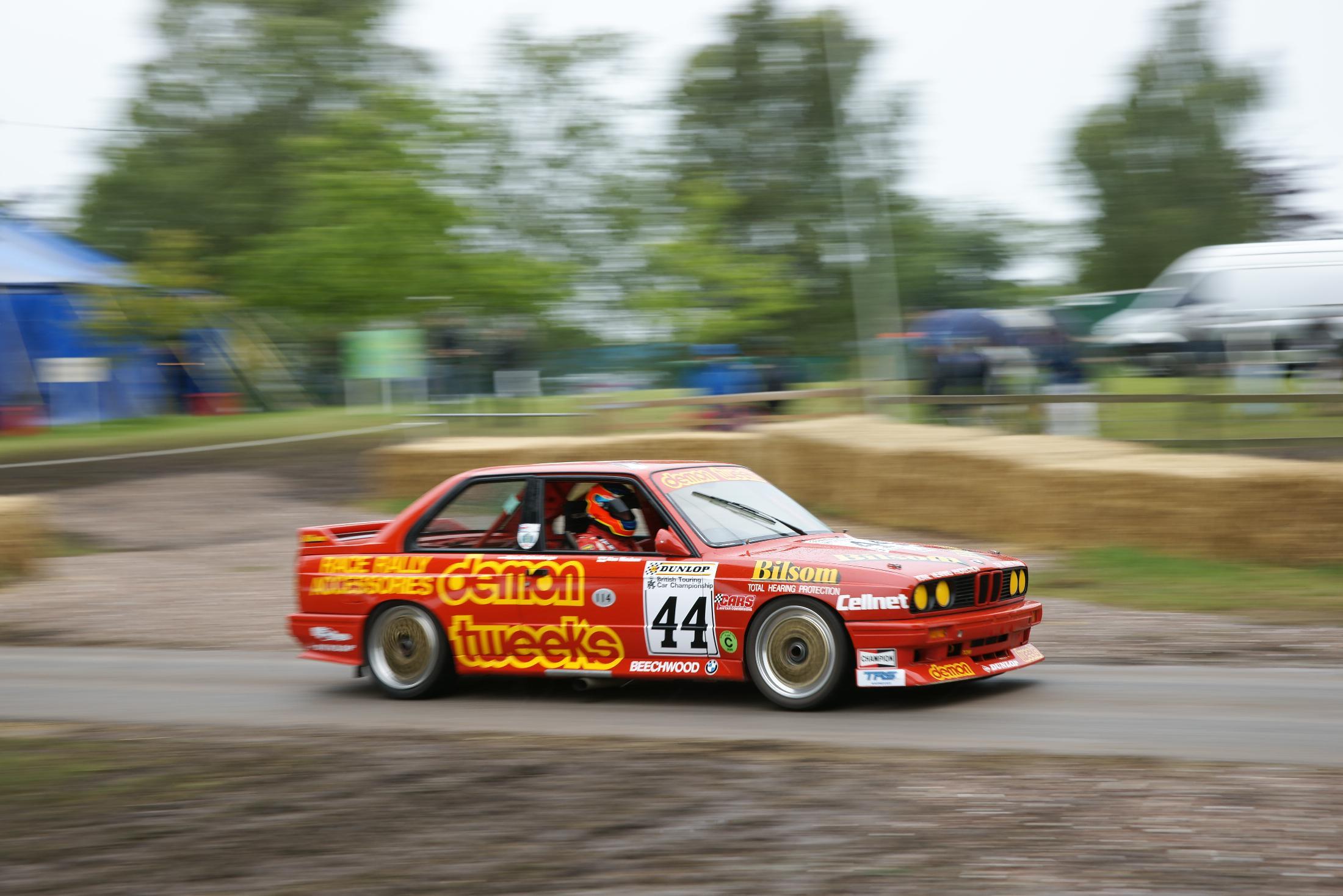BMW M3 Touring Cholmondeley 2012