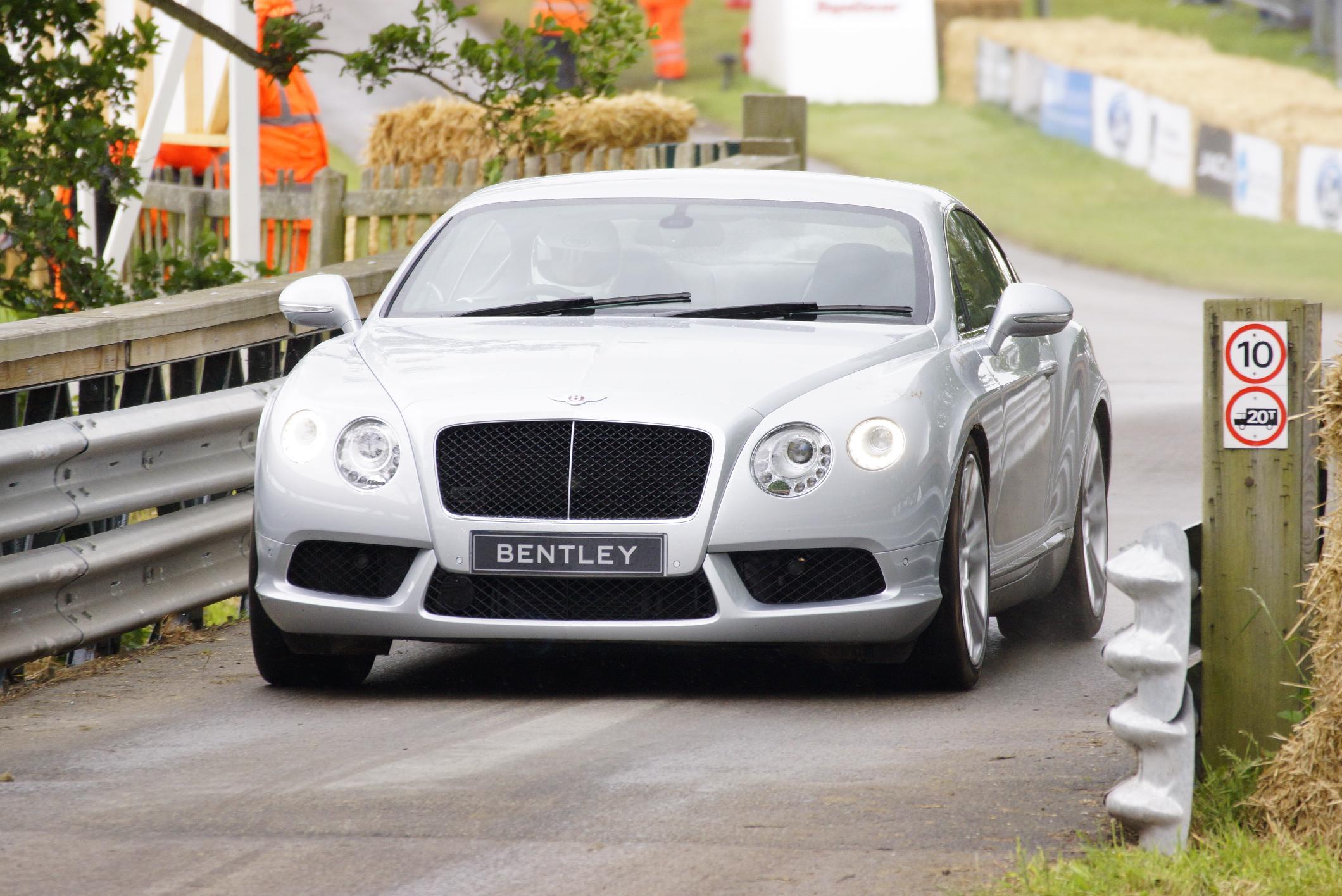 Bentley Continental GT Cholmondeley 2012