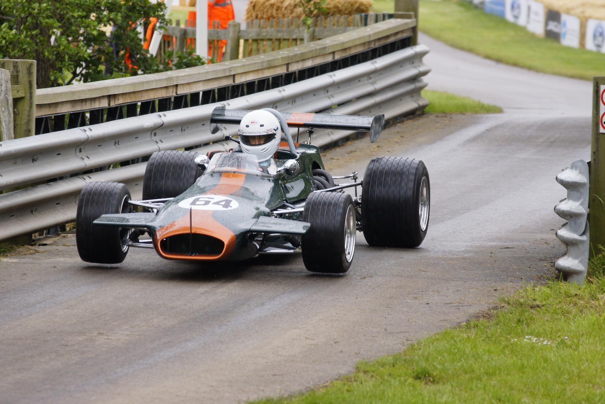 Brabham BT30 Cholmondeley 2012