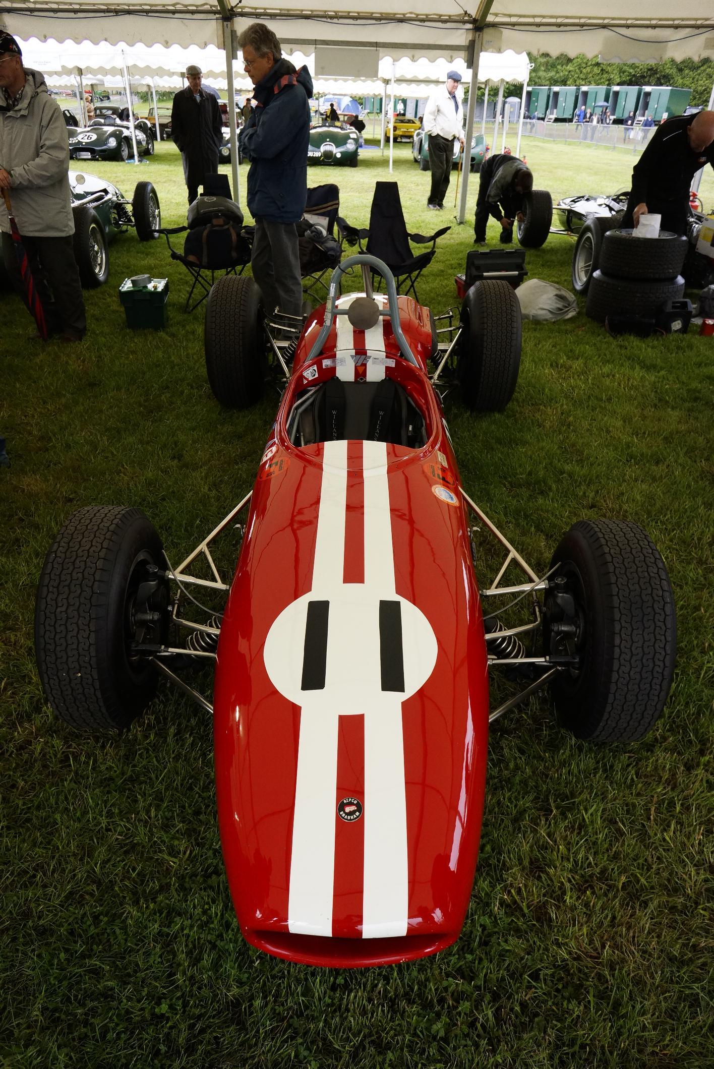 Brabham Repco Cholmondeley 2012