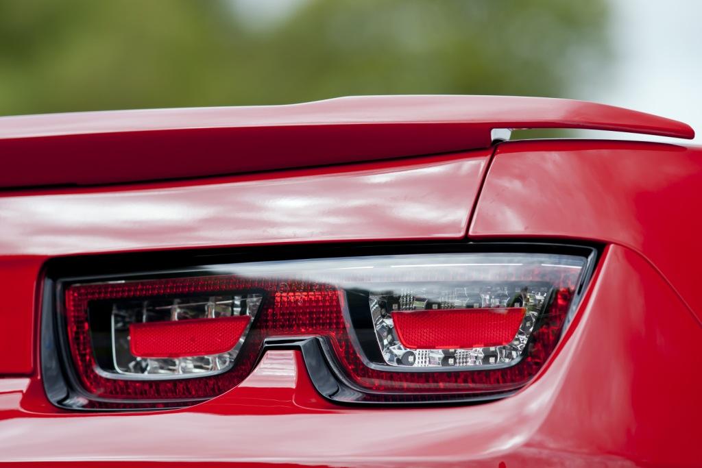 Chevrolet Camaro Convertible Rear Light