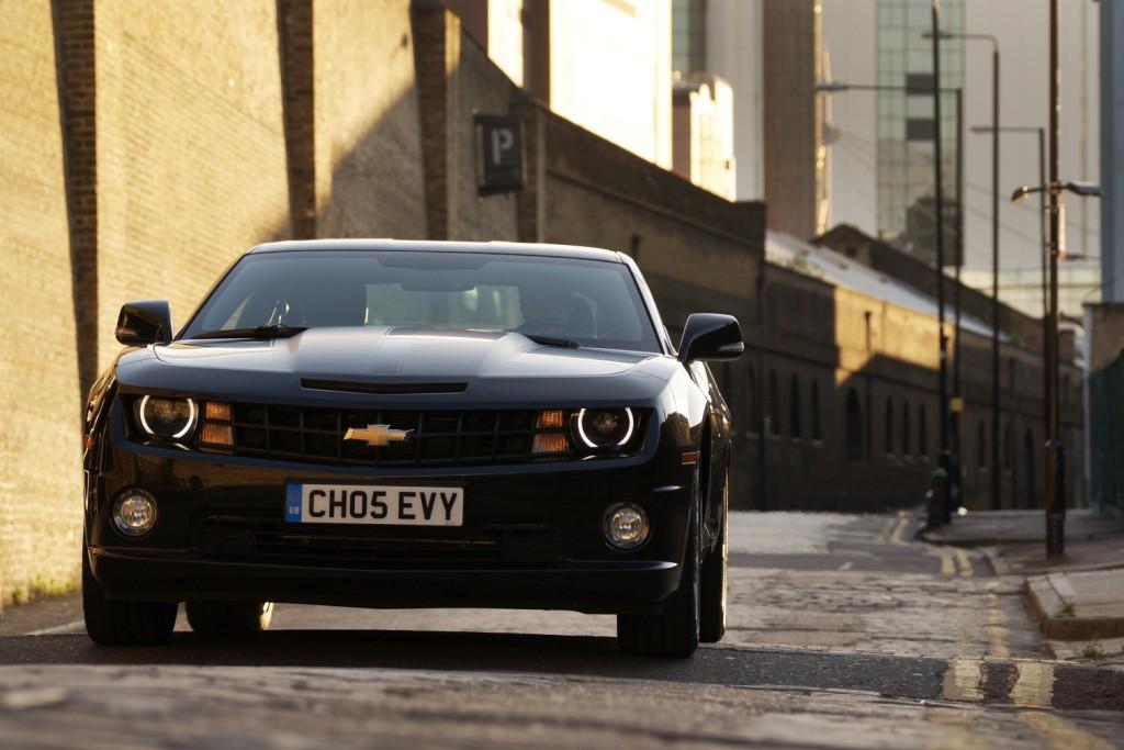 Chevrolet Camaro Coupé Front