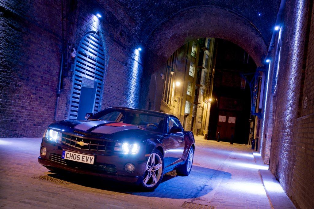 Chevrolet Camaro Coupé Lights