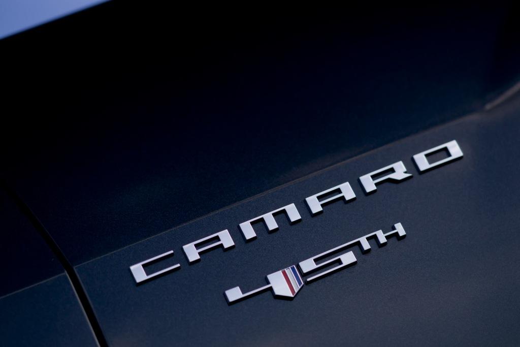 Chevrolet Camaro Coupé Logo
