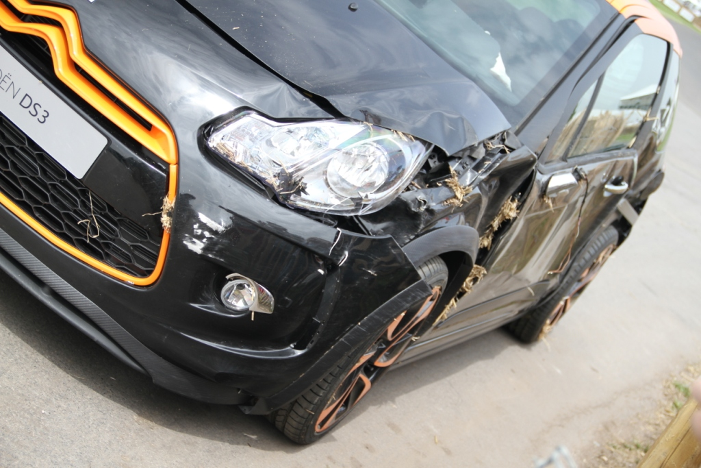 Citroen DS3 Crash