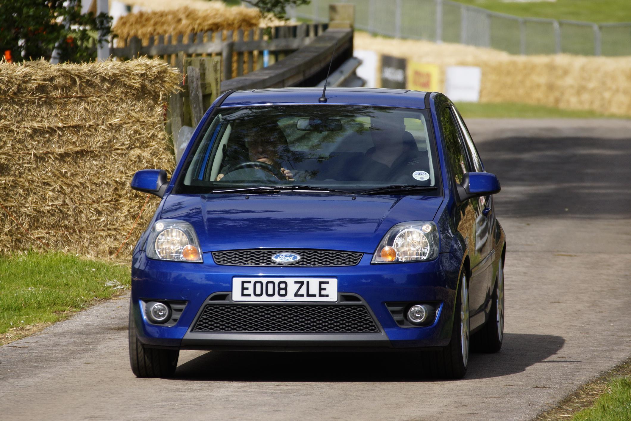 Ford Fiesta ST Cholmondeley 2012