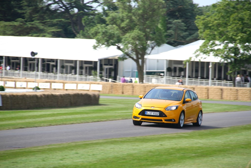 Ford Focus ST Hill