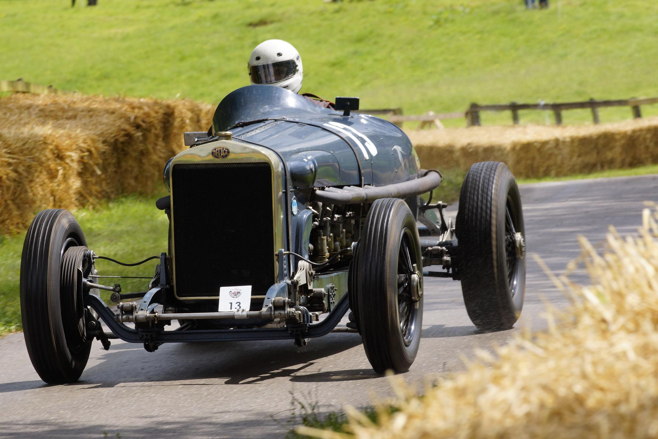 Hispano Delage Cholmondeley 2012