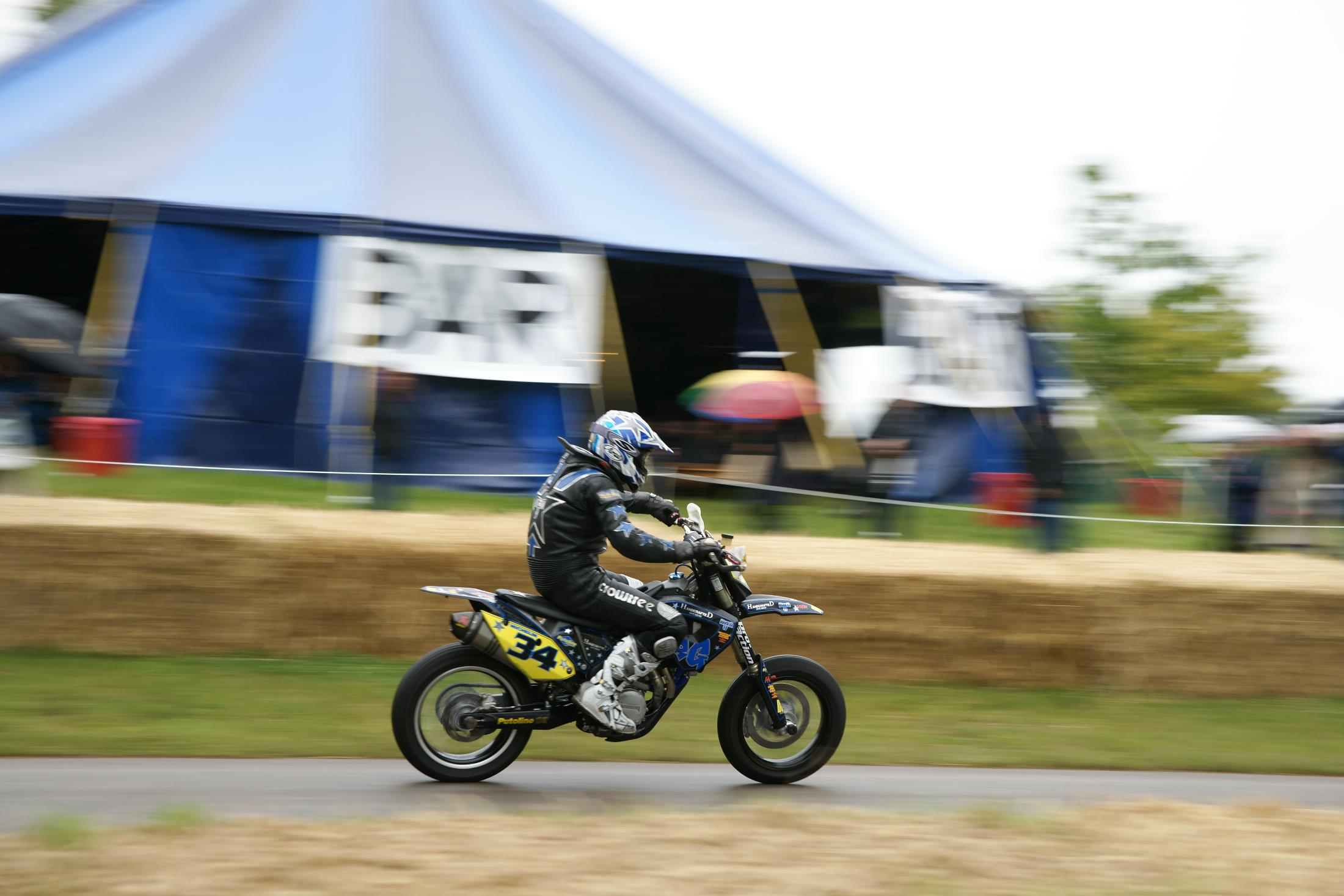 Husaberg DCR FT Special Cholmondeley 2012