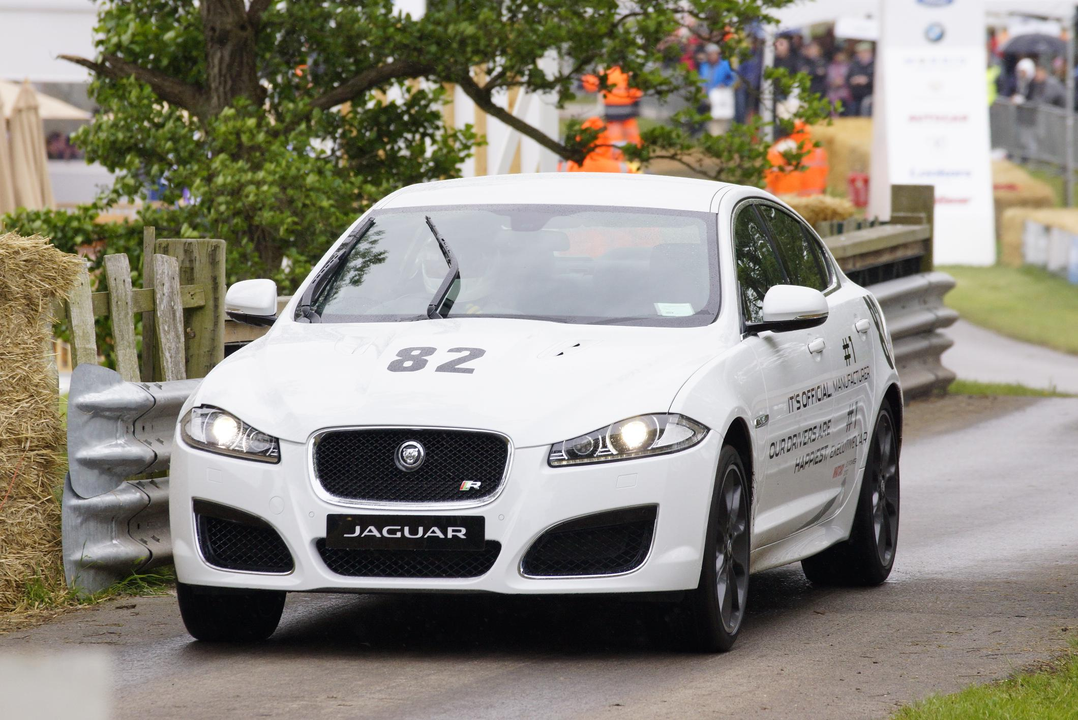 Jaguar XF R Cholmondeley 2012