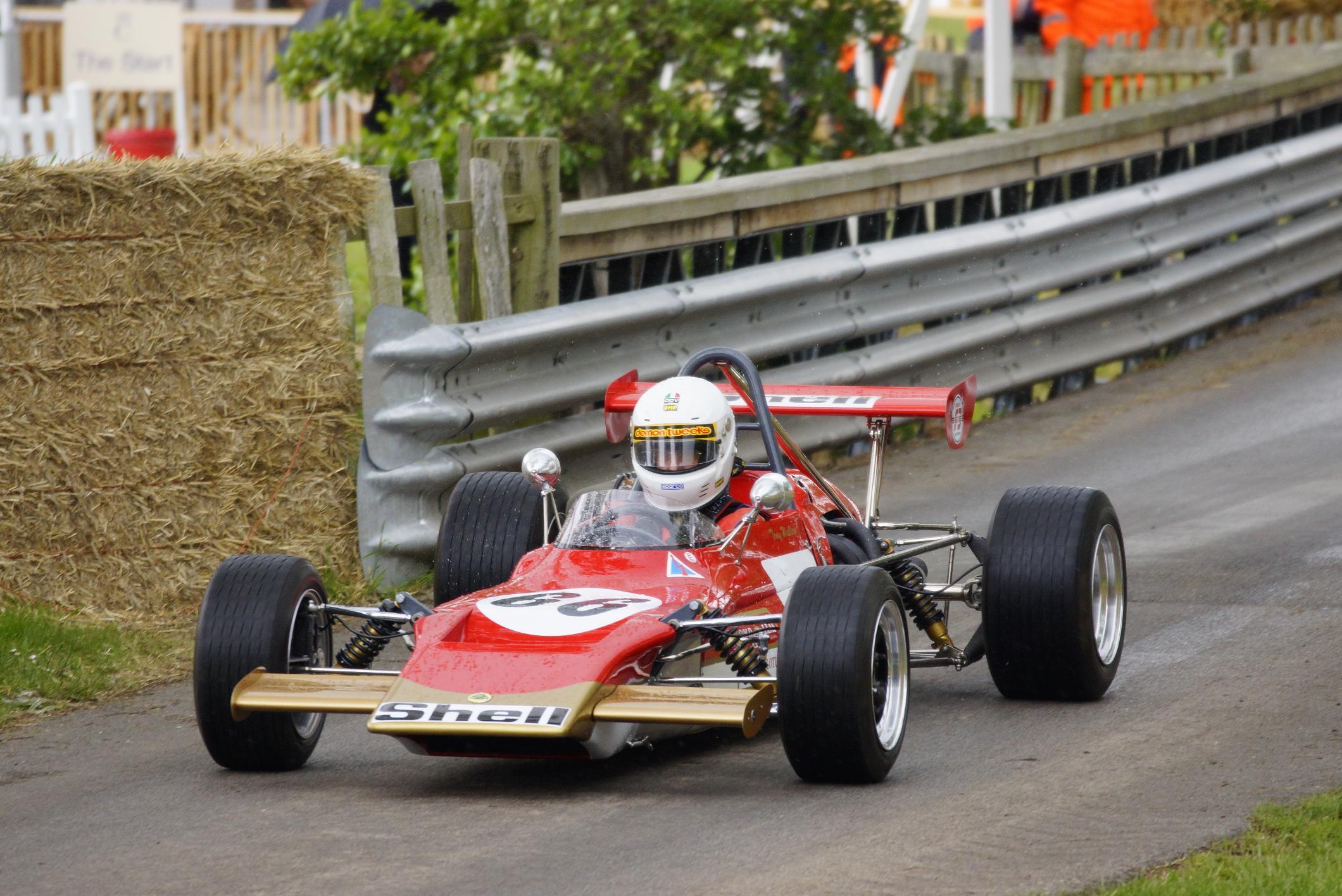 Lotus 69 F3 Cholmondeley 2012