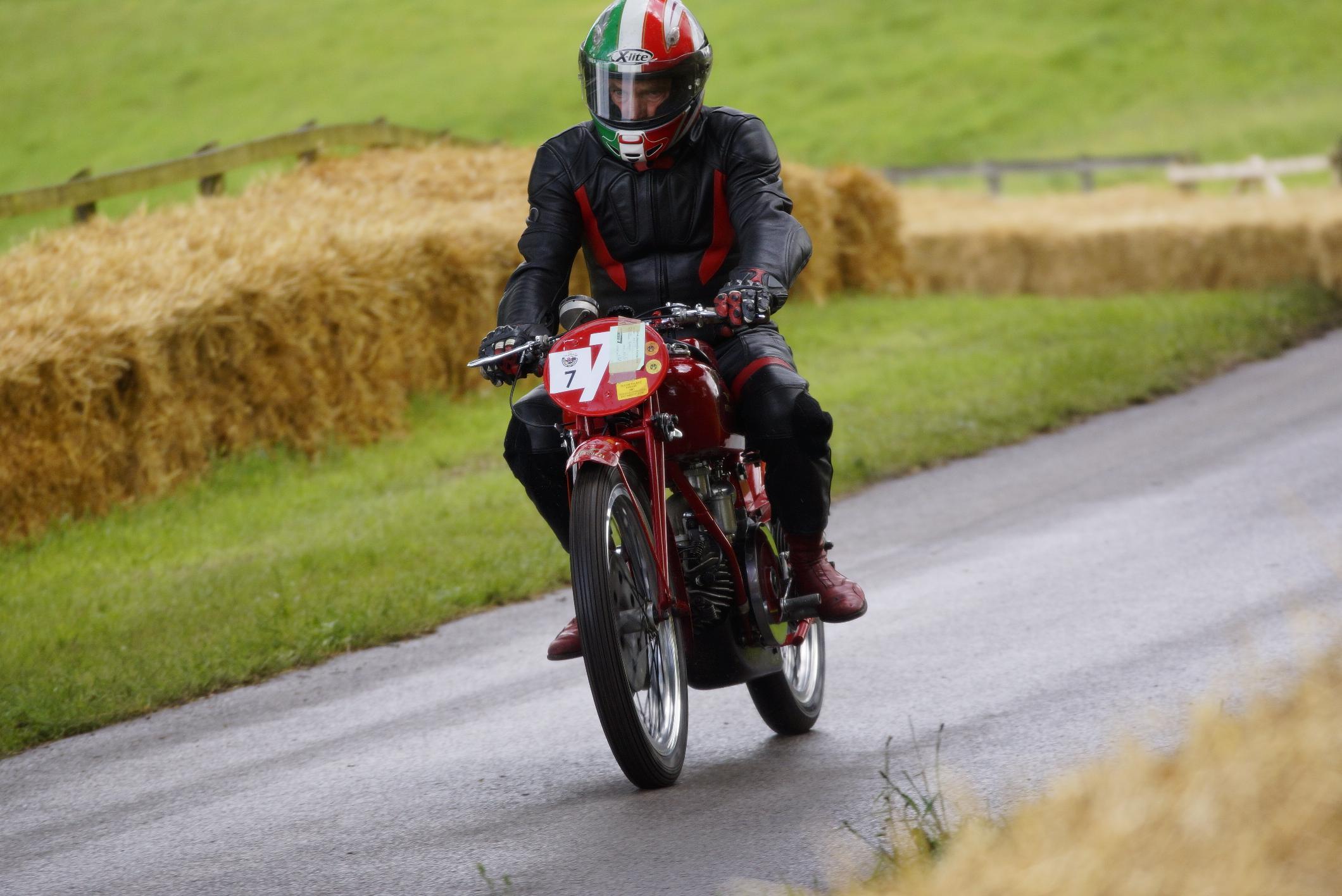 Moto Guzzi Donolino Cholmondeley 2012