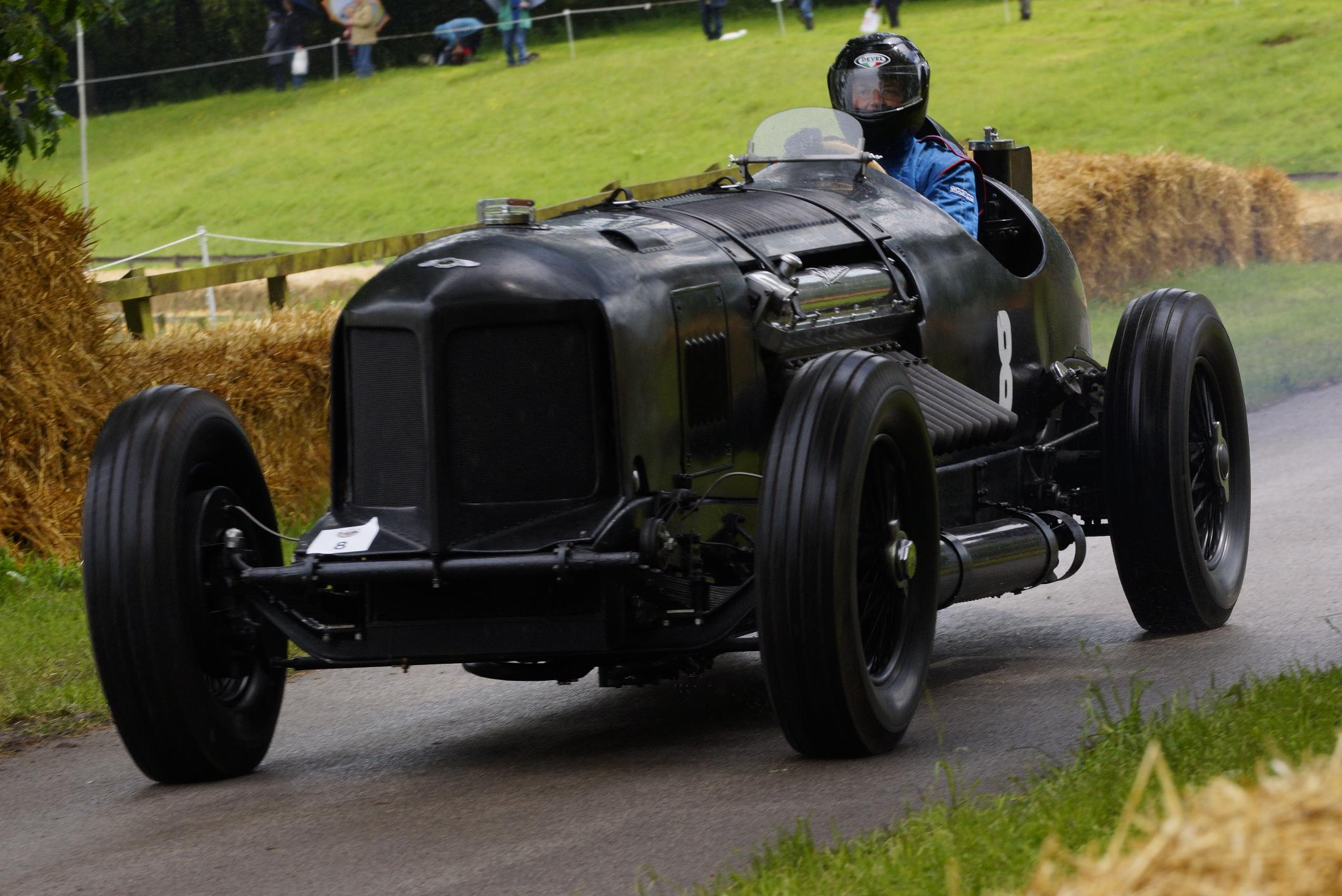 Packard Bentley Cholmondeley 2012