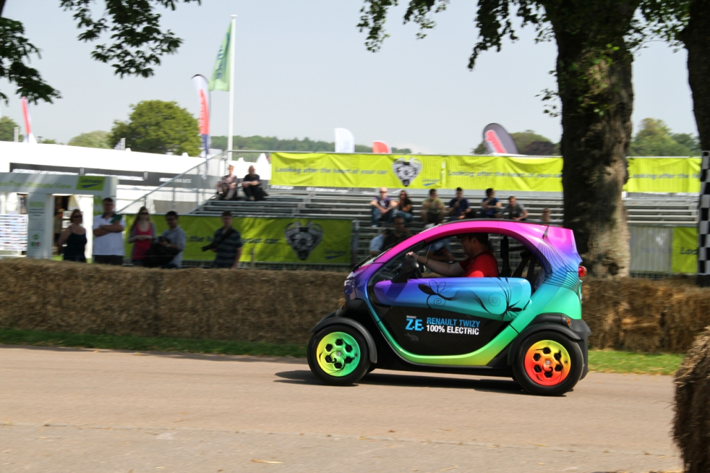 Renault Twizzy Multicoloured