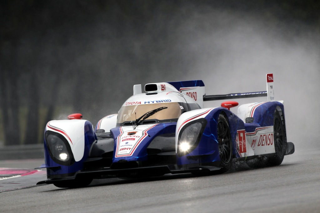 TO5Toyota Hybrid Racing. 21-22 May 2012.