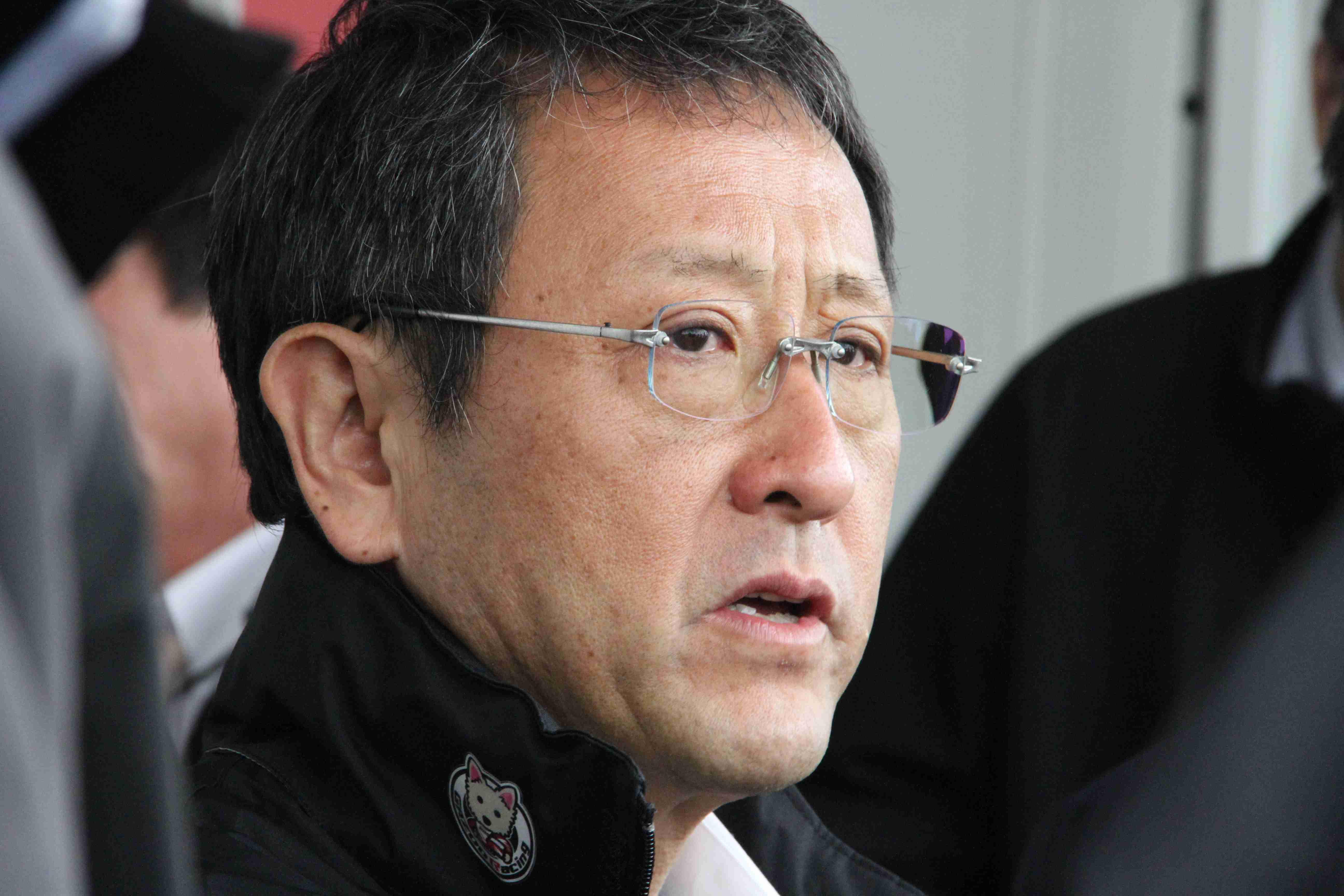 Akio Toyoda Goodwood