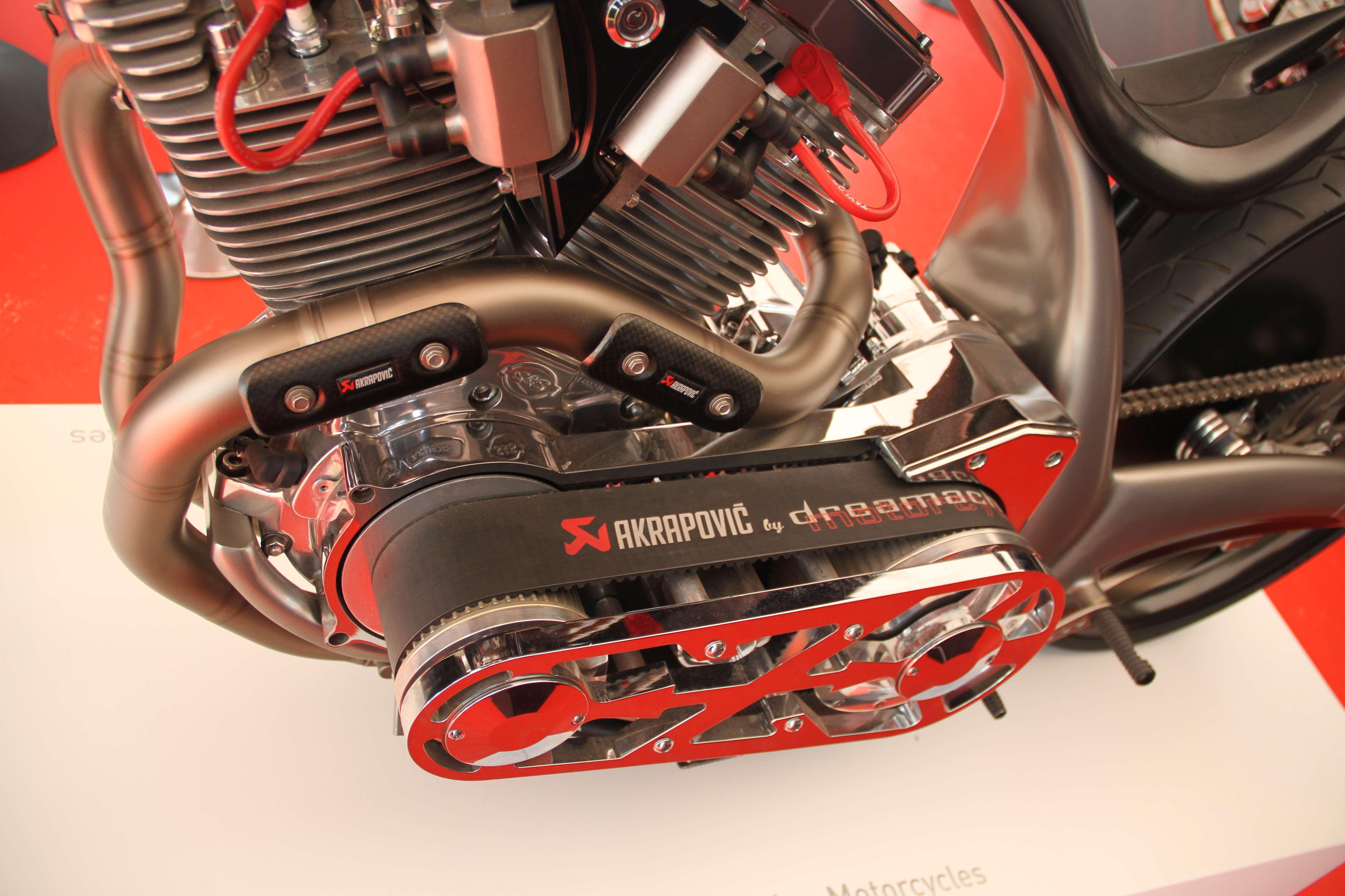 Akrapovik Engine