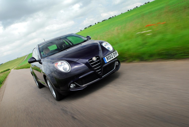 Alfa Romeo Mito TwinAir Turbo Driving 2