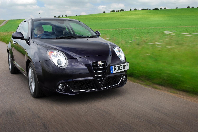 Alfa Romeo Mito TwinAir Turbo Driving 3