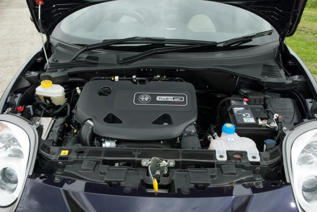 NewMotoring Alfa Romeo Mito TwinAir Turbo Engine – NewMotoring