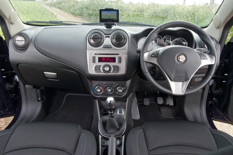 Alfa Romeo Mito TwinAir Turbo Interior