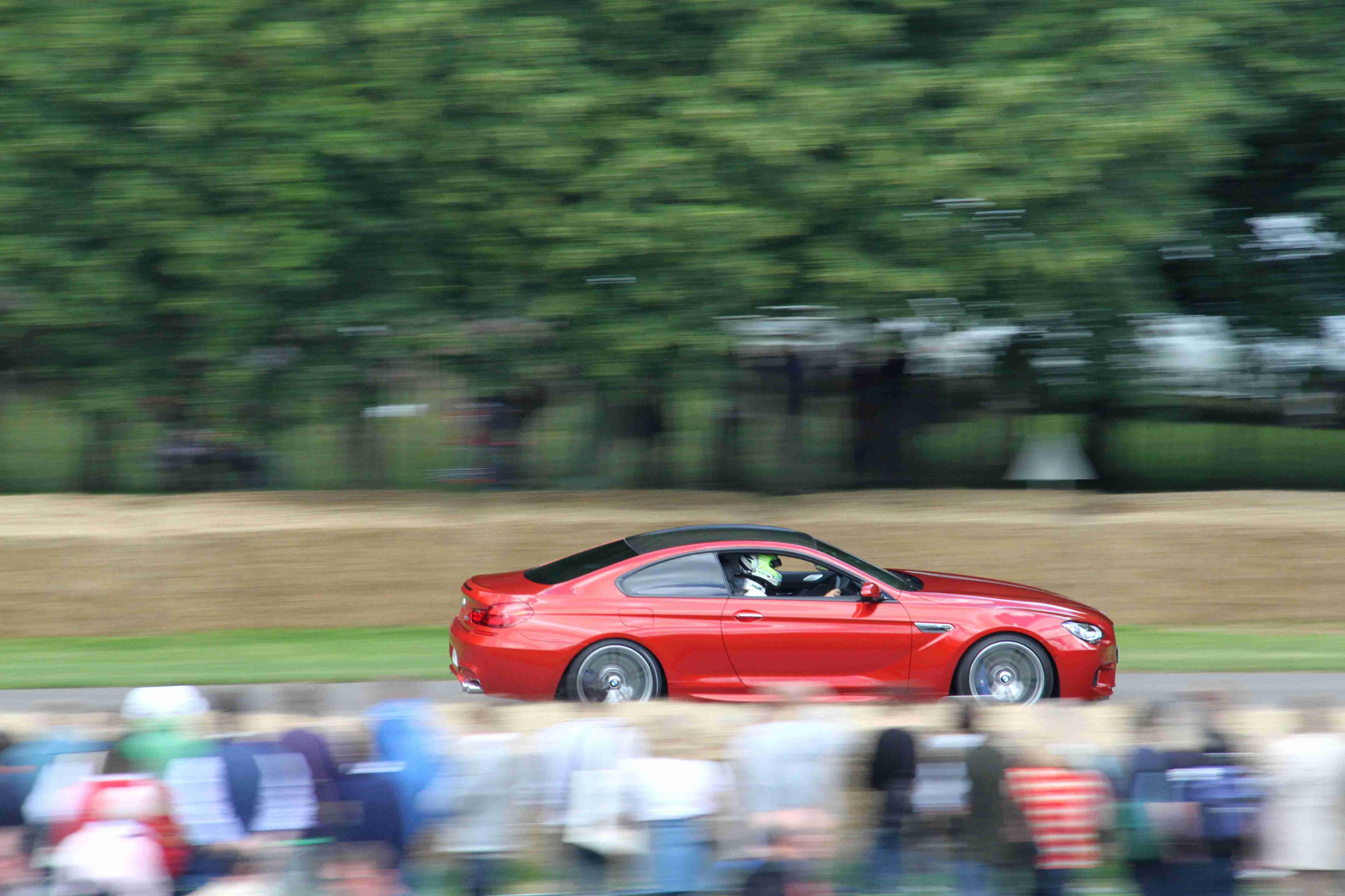 BMW M6 Side