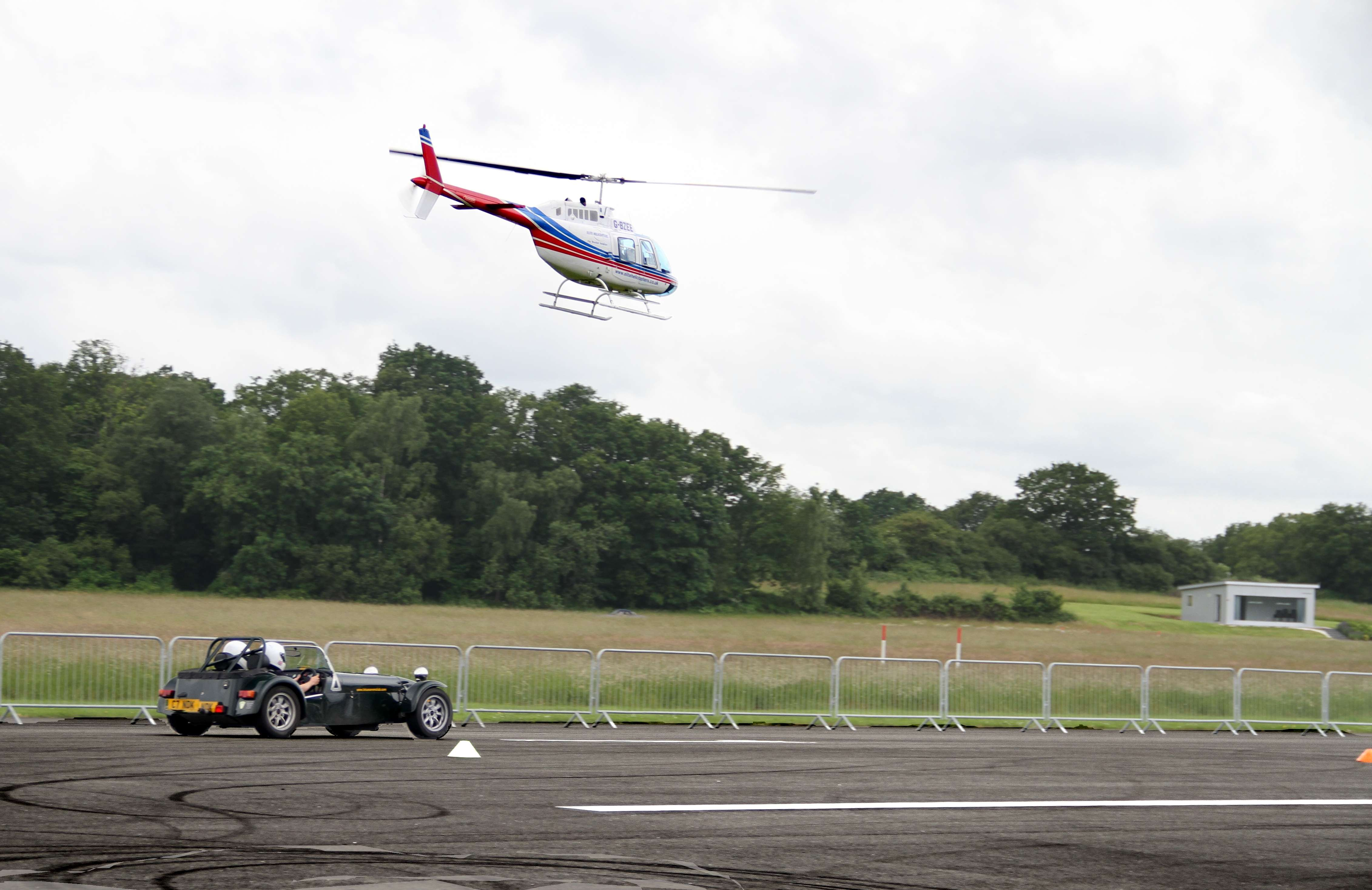 Caterham Helicopter