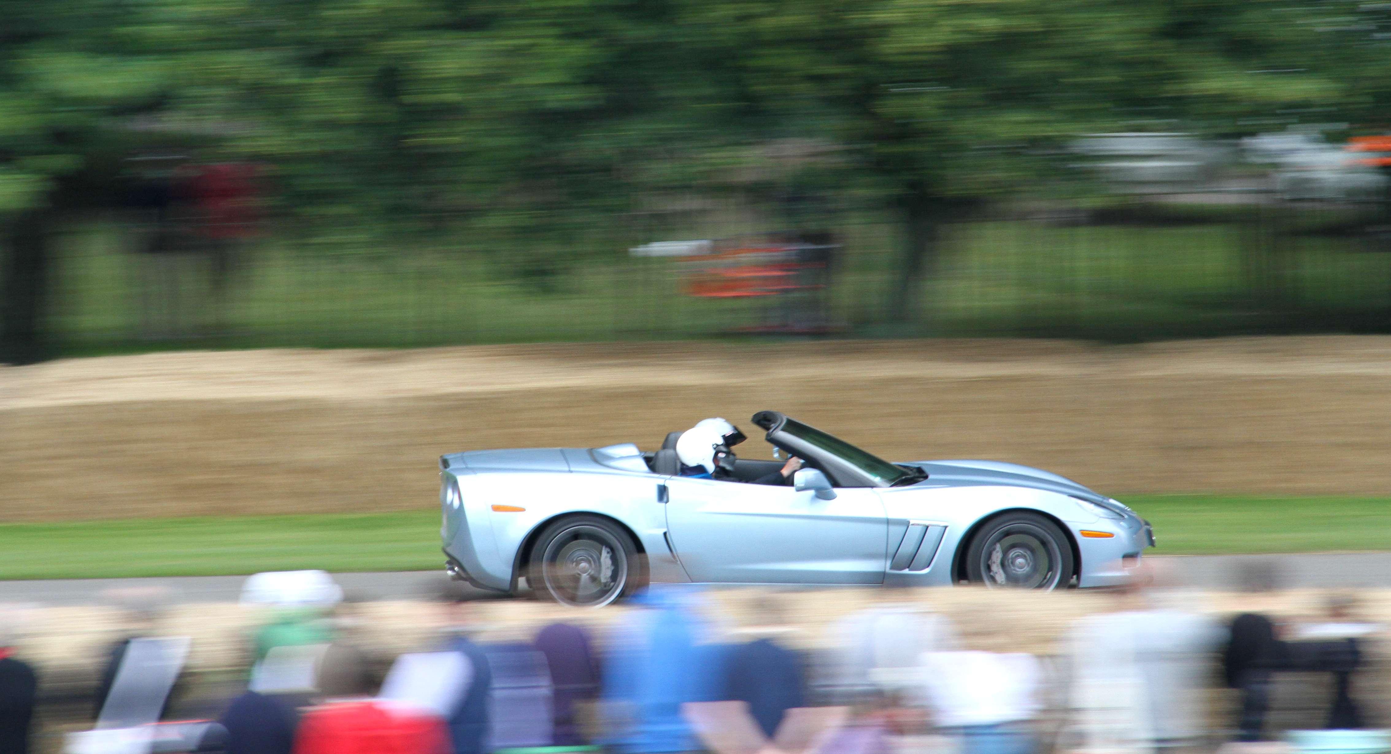 Corvette ZO6 Convertible