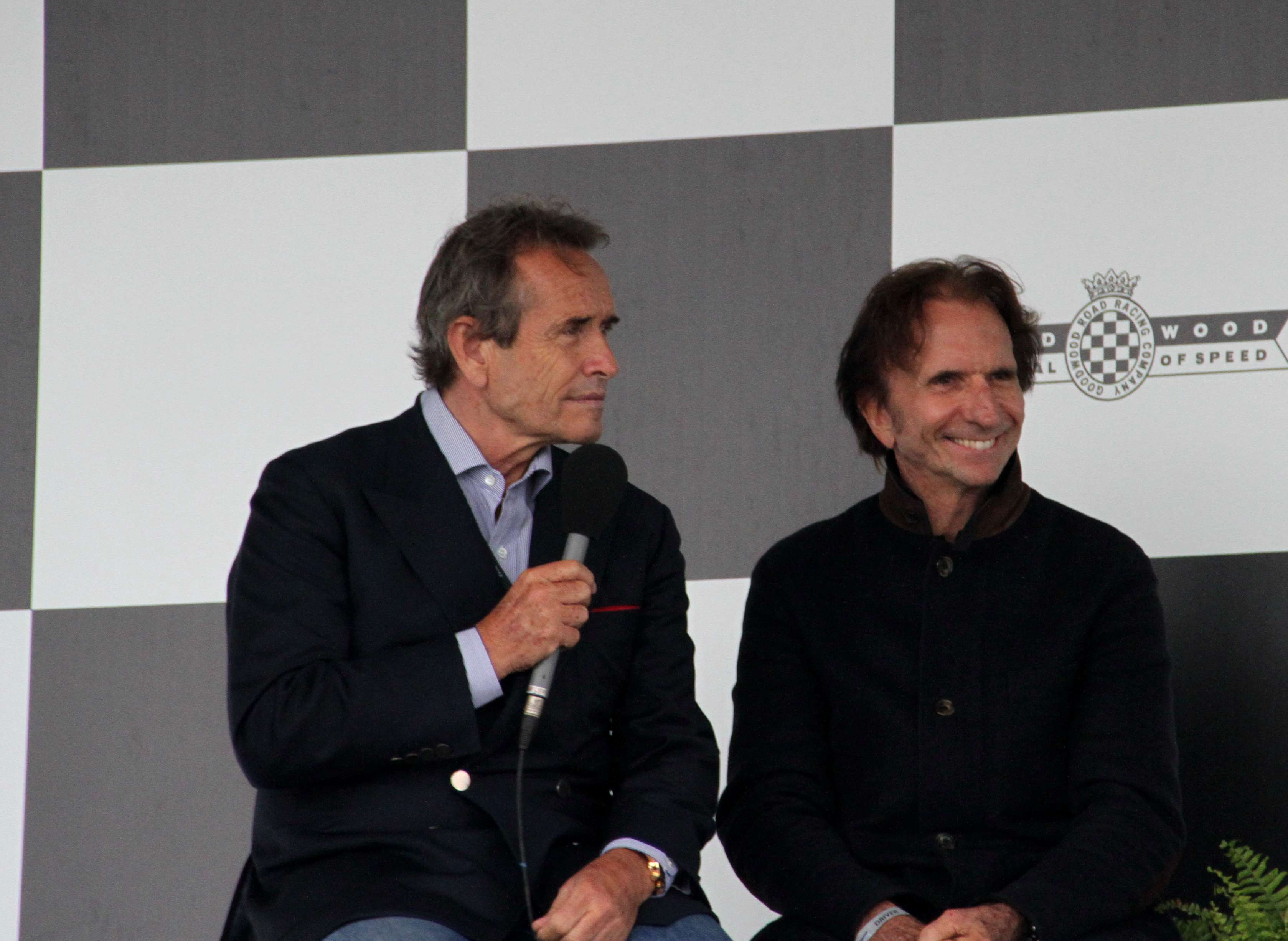 Emerson Fittipaldi Jacky Ickx