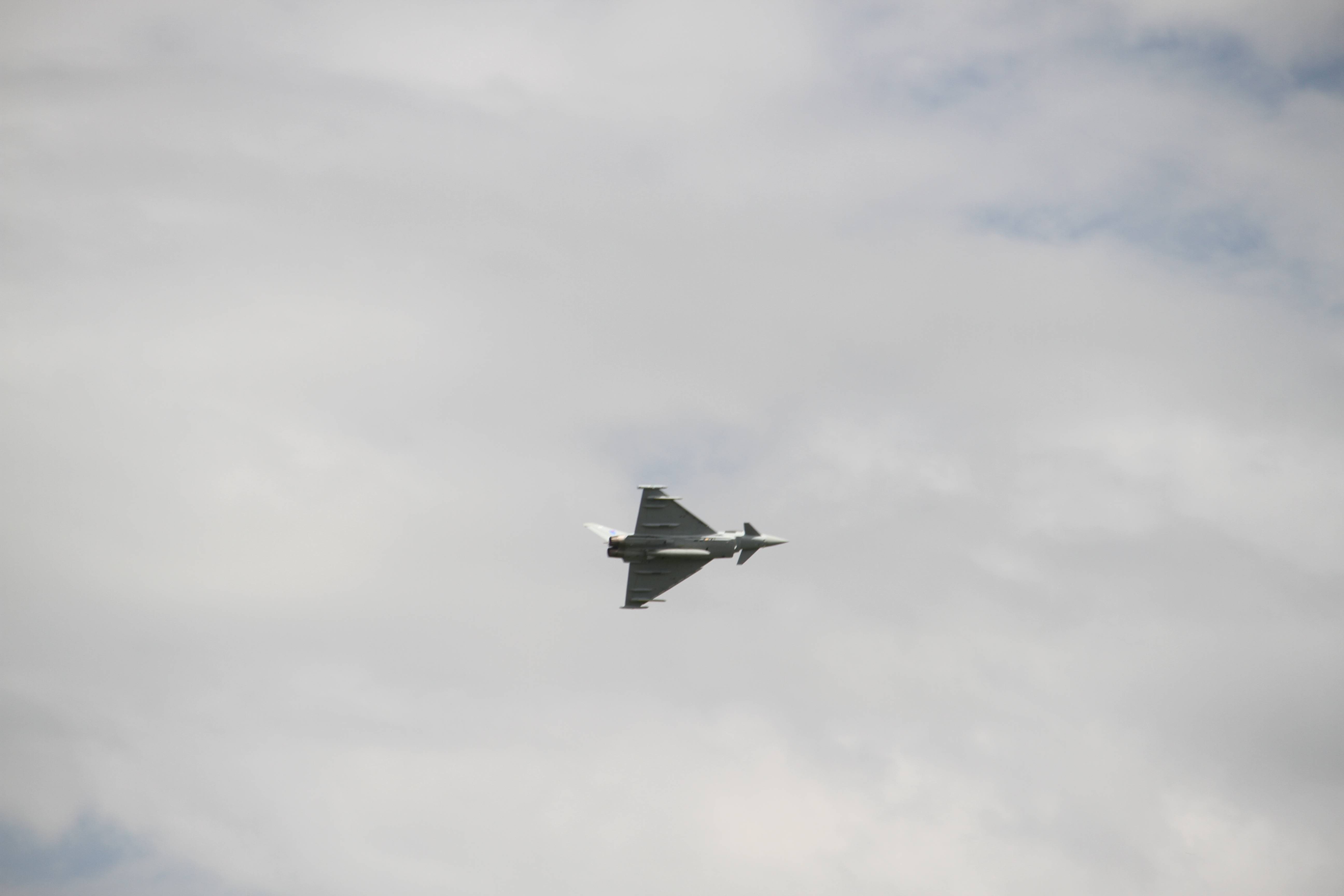Eurofighter Typhoon Undercarriage