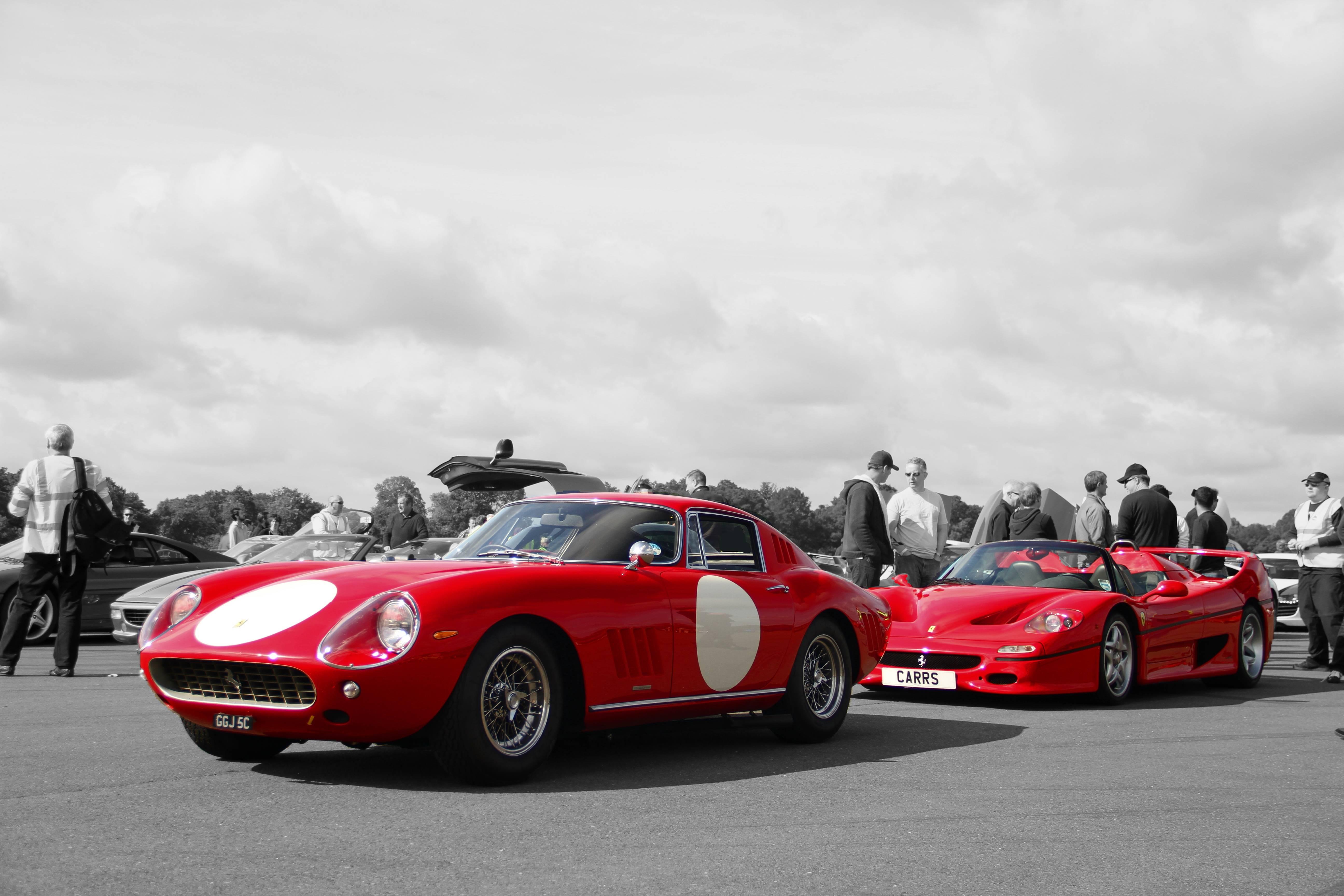 Ferrari 275 GTS Ferrari Enzo