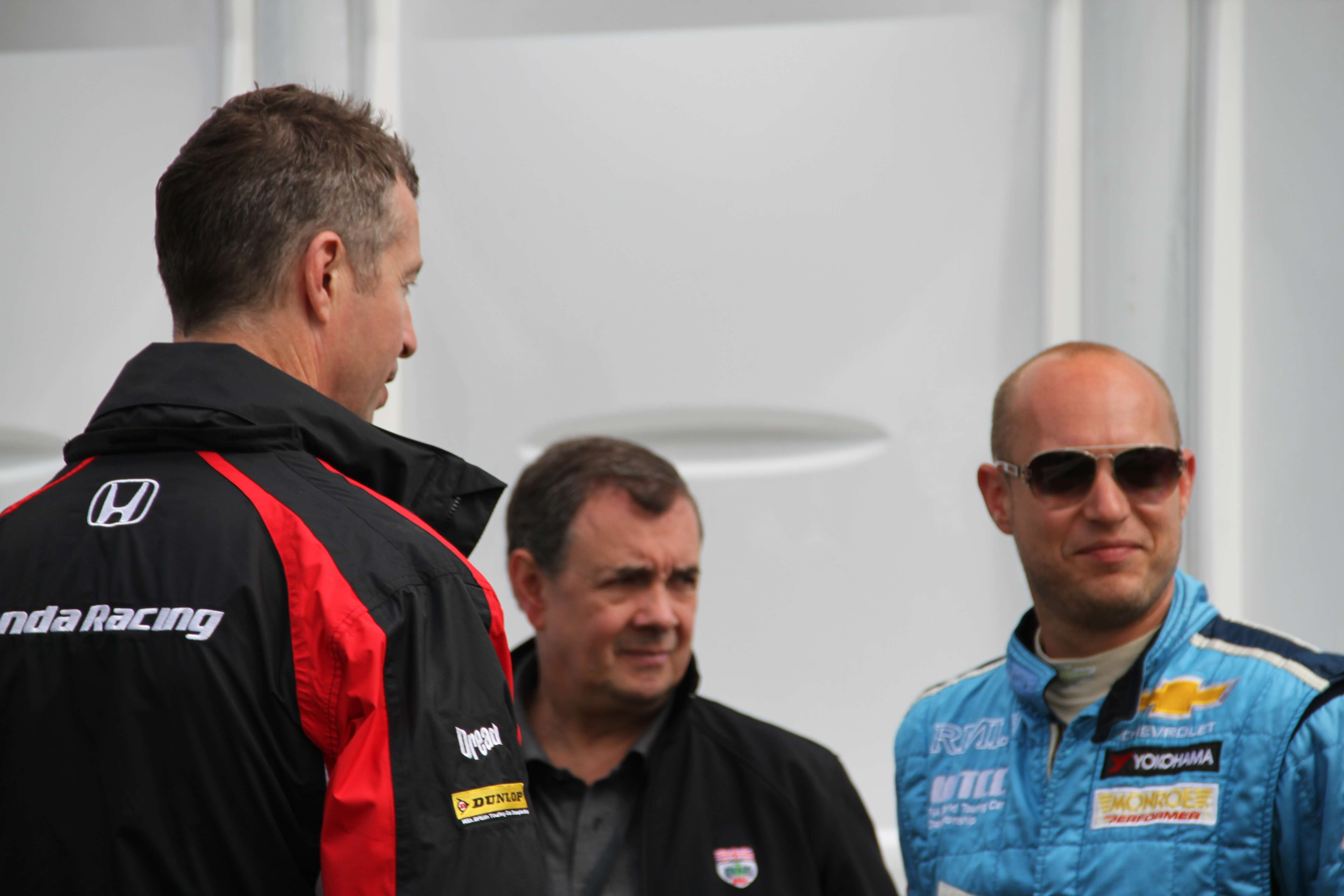 Gordon Shedden Rob Ruff