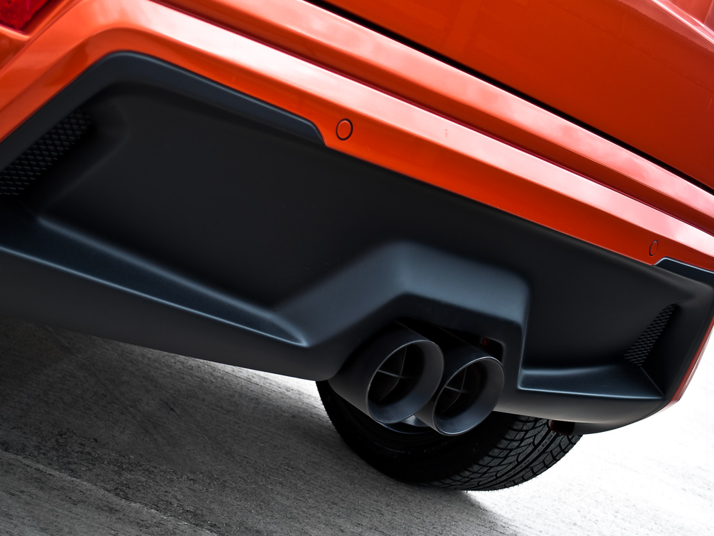 Kahn RS250 Evoque  Vesuvius Edition Range Rover Exhaust