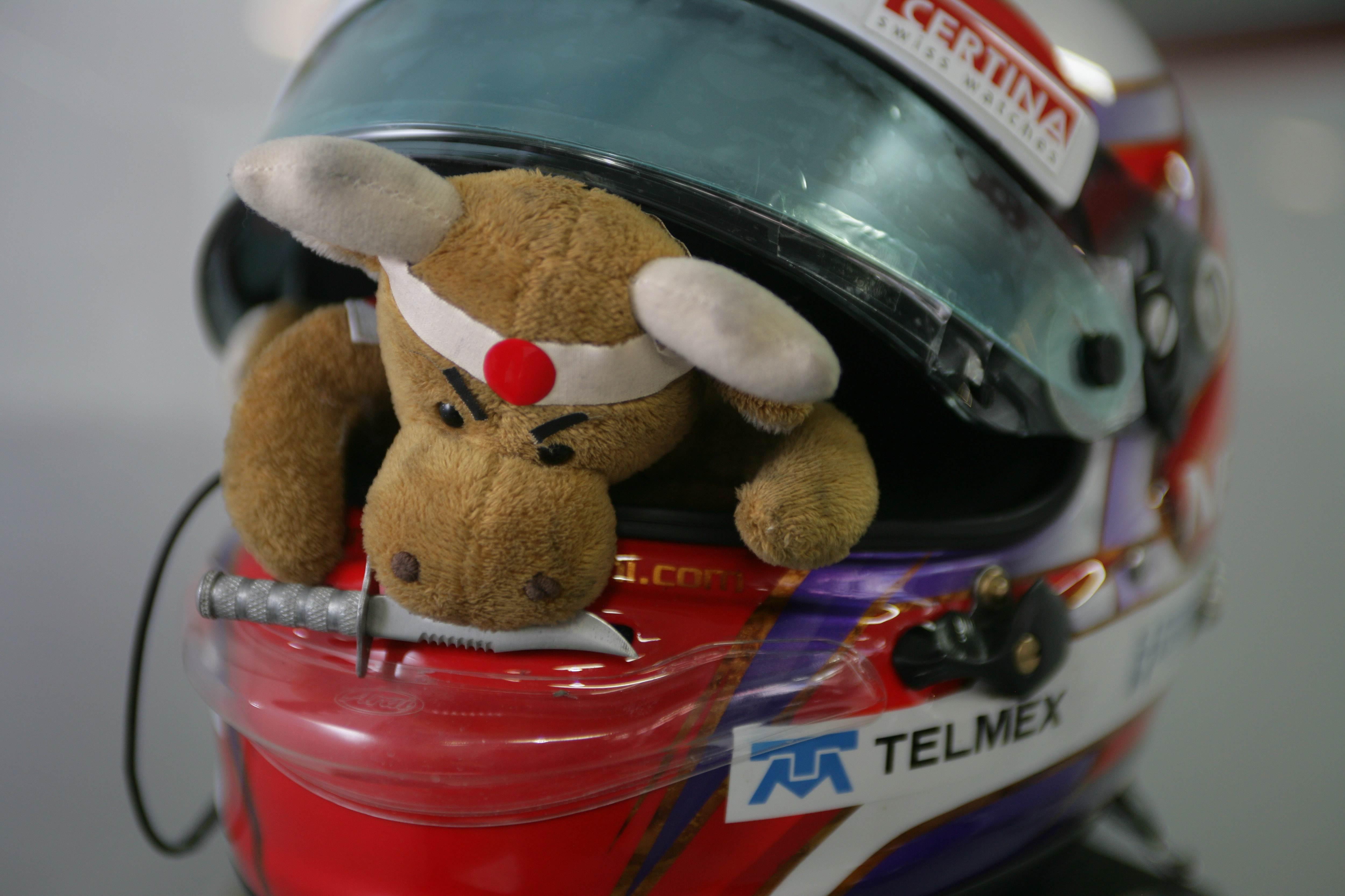 Kamui Kobayashi Teddy Bear