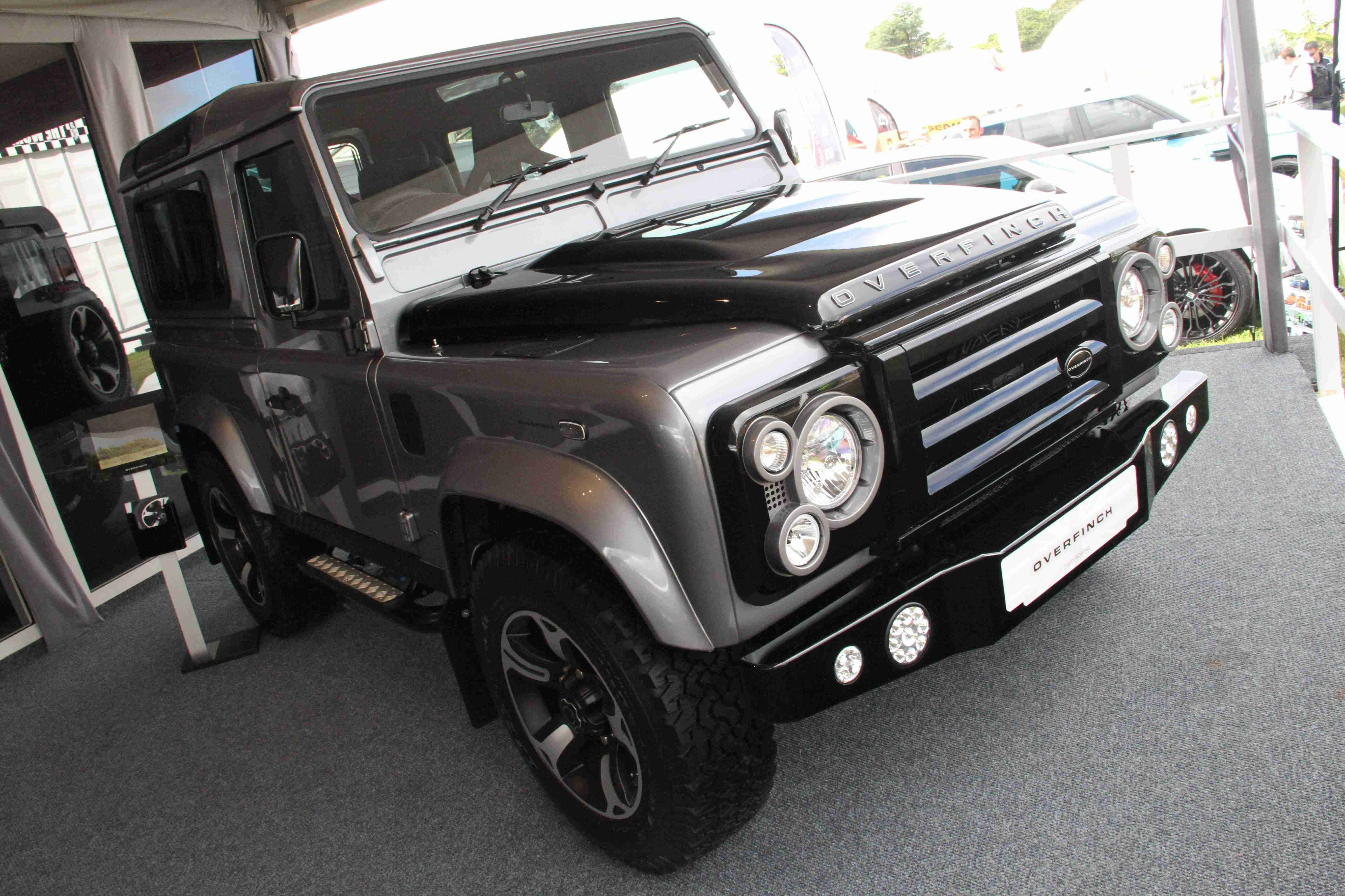 Land Rover Discovery Overfinch