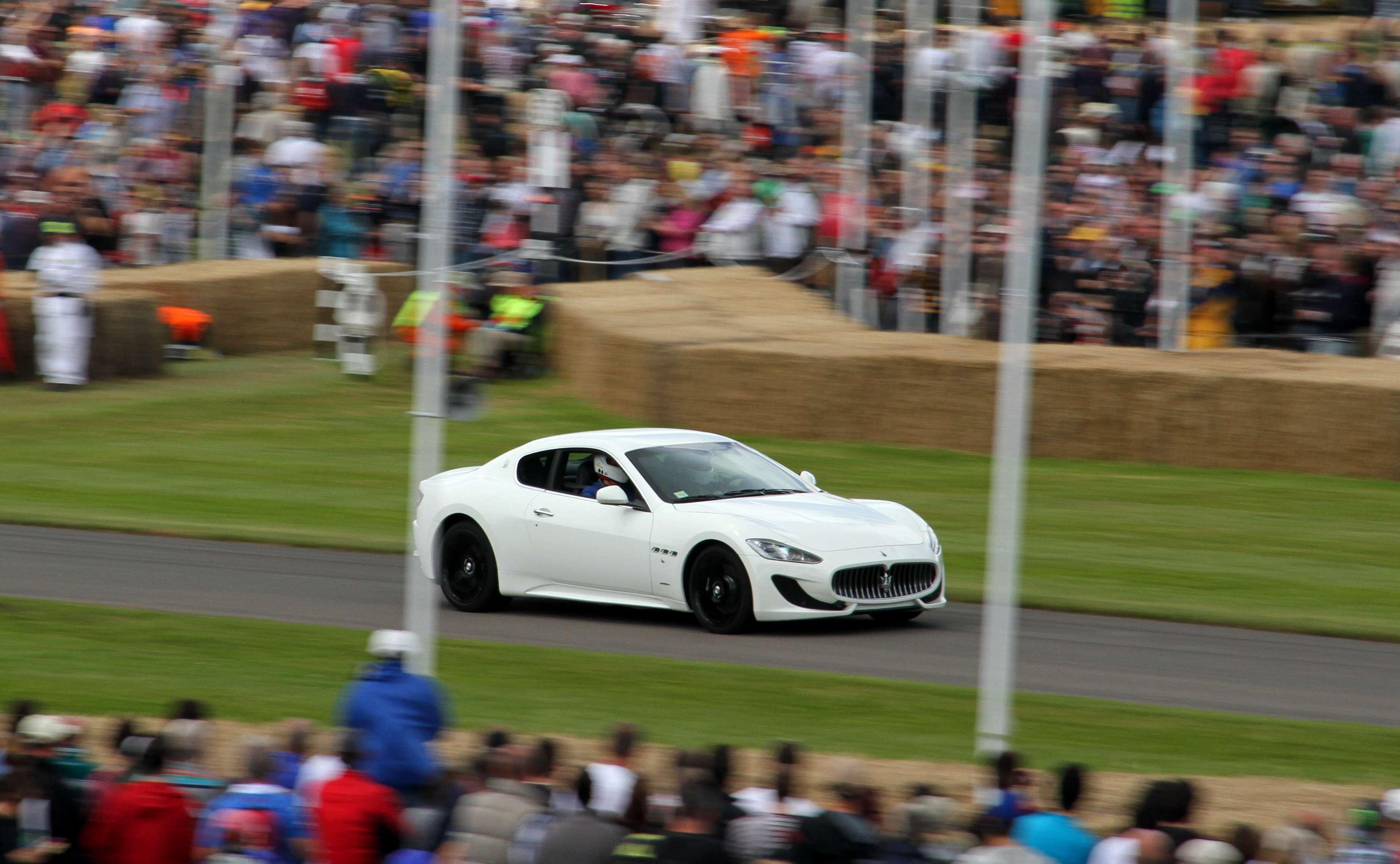 Maserati Gran Turismo Sport Front