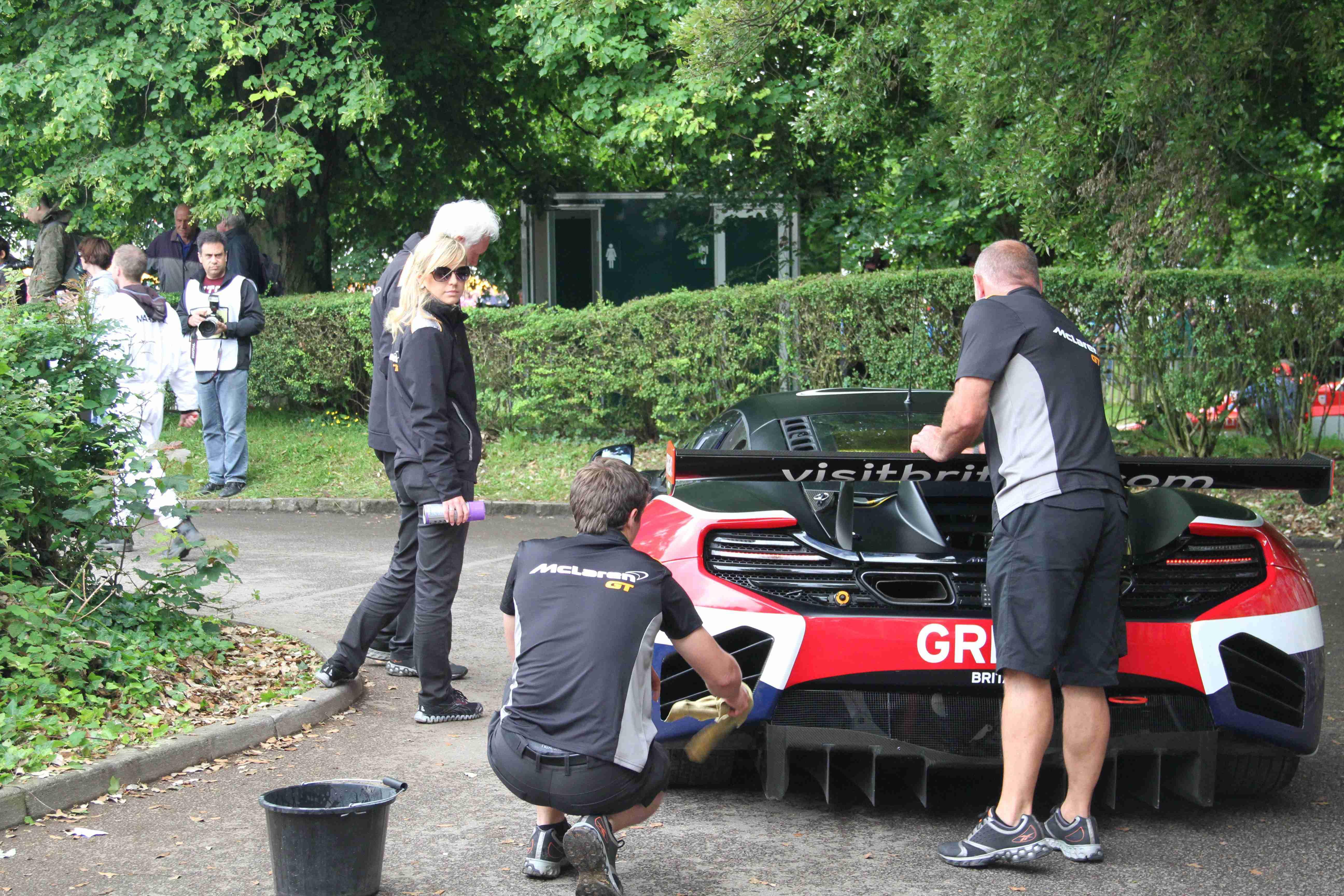 McLaren MP4-12C GT3 GB