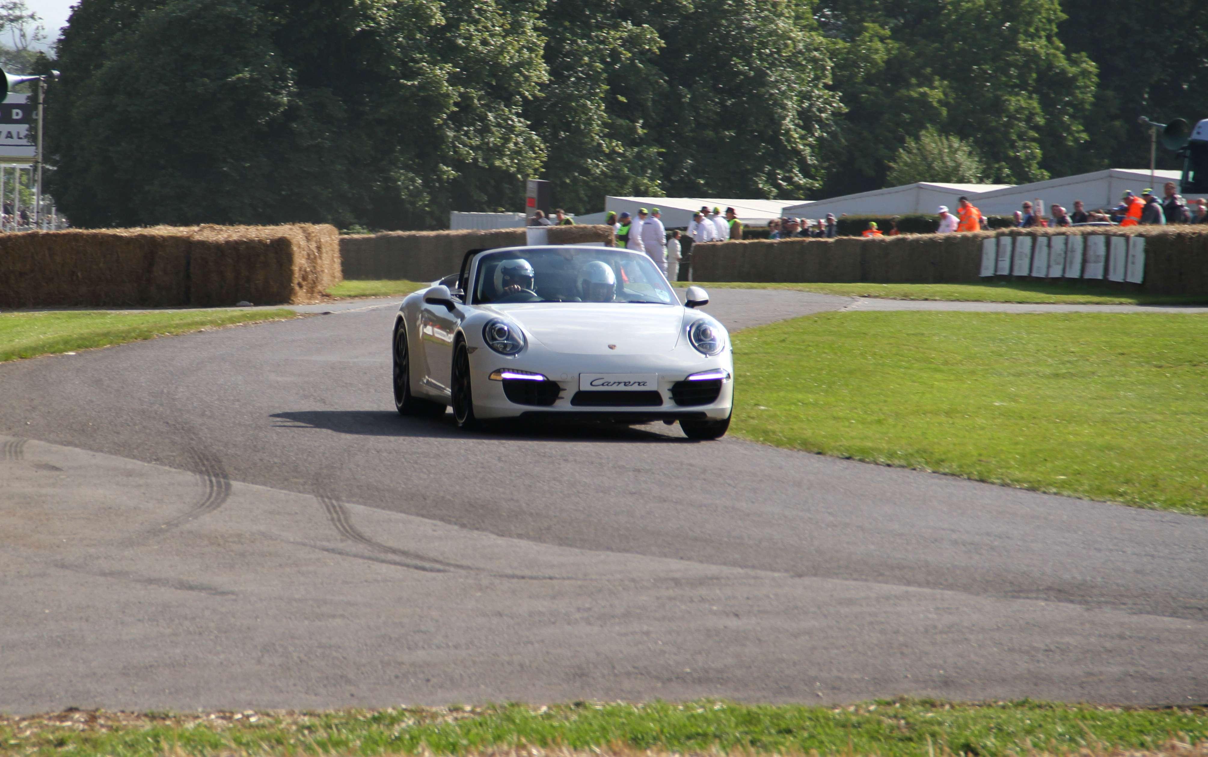 Porsche 991 Carrera Convertible