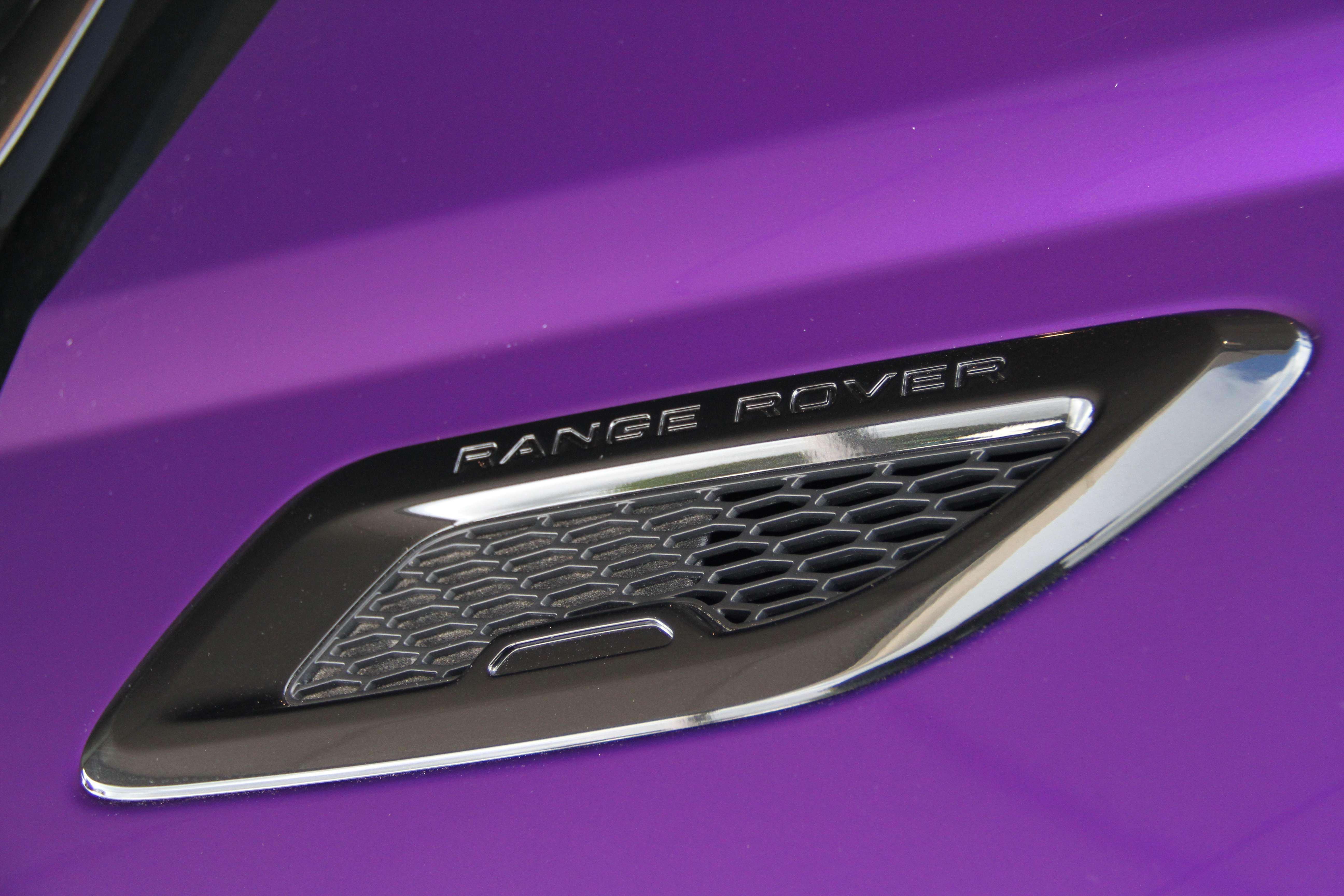 Range Rover Evoque Overfinch Grille