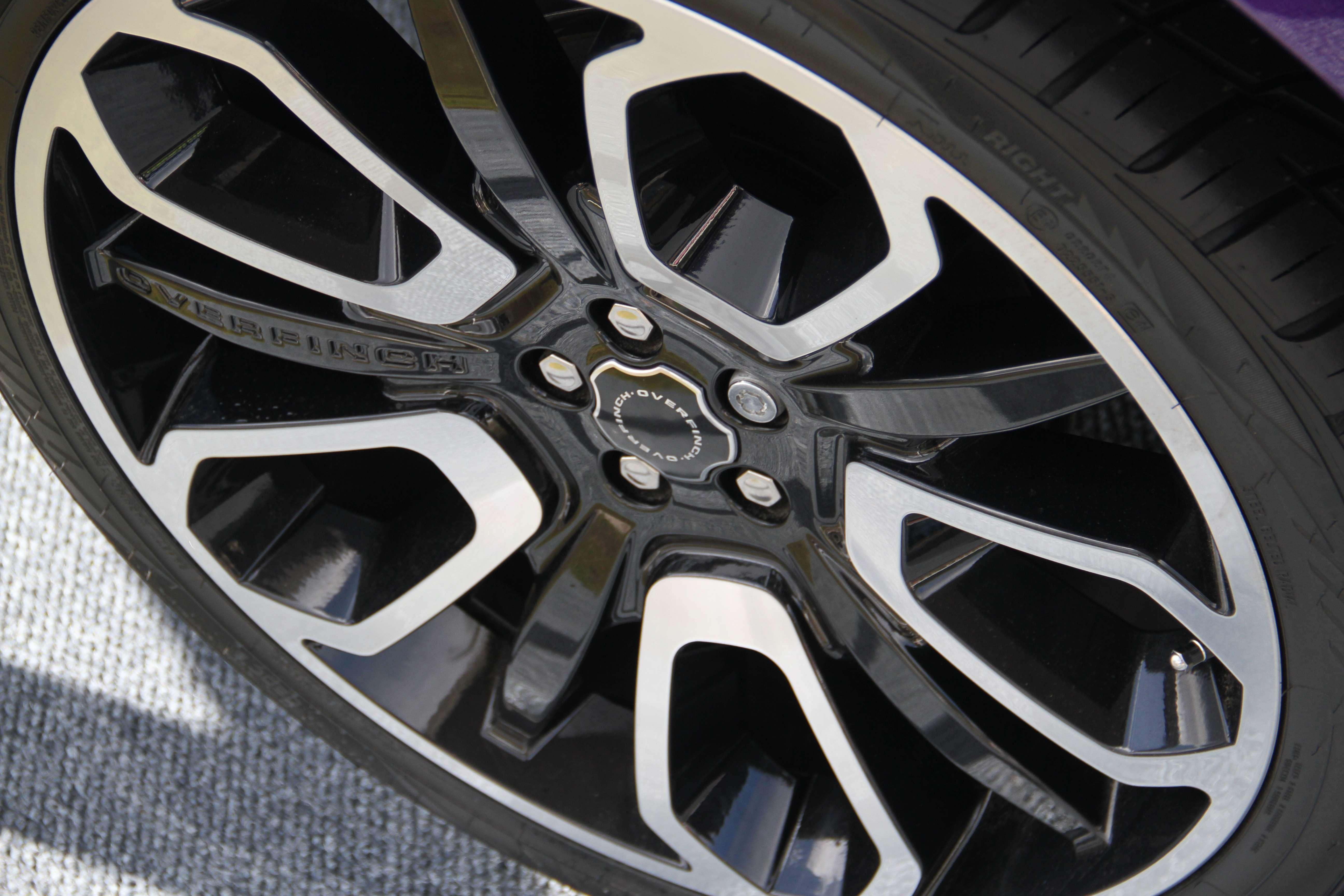 Range Rover Evoque Overfinch Wheel 2