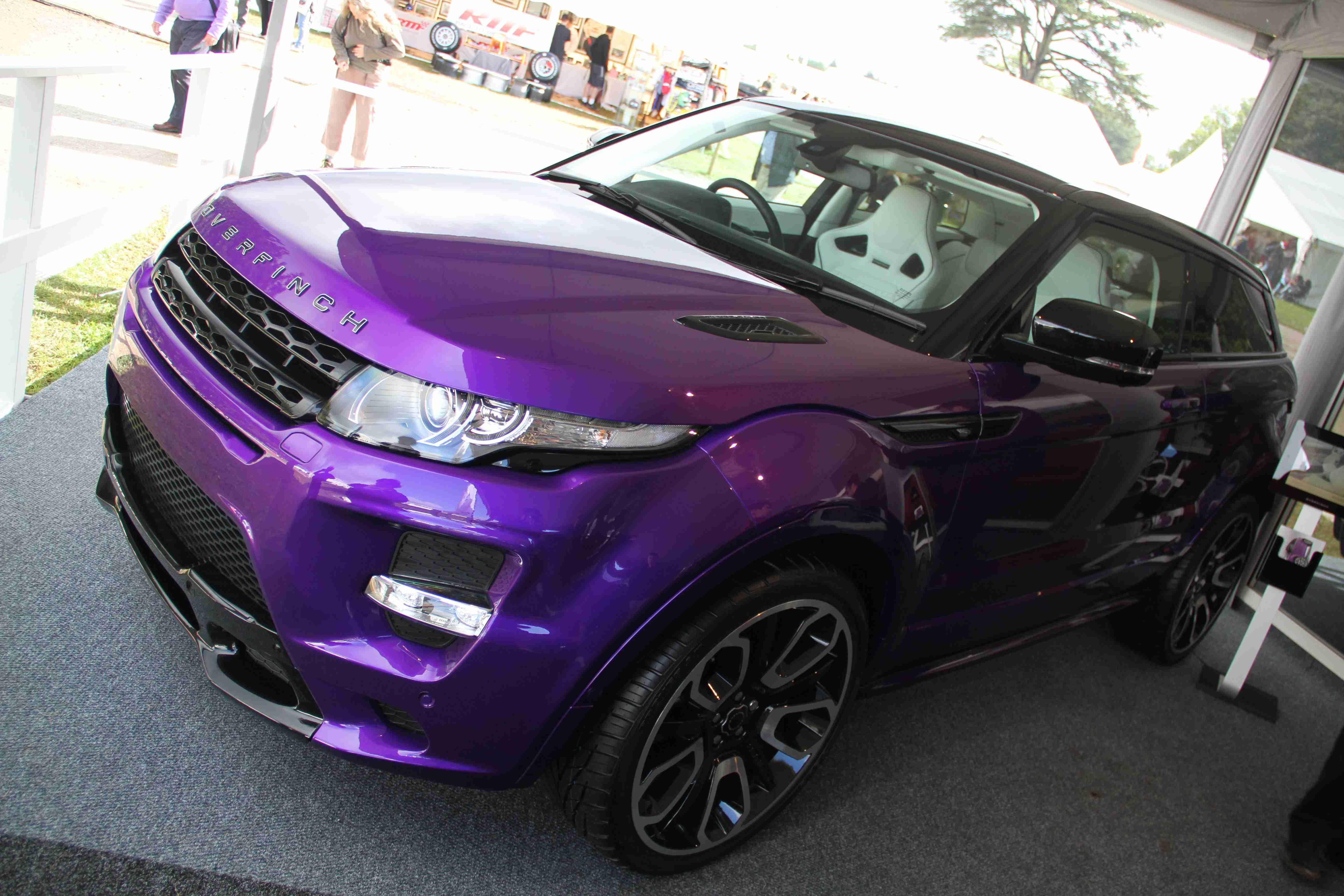 Range Rover Evoque Overfinch