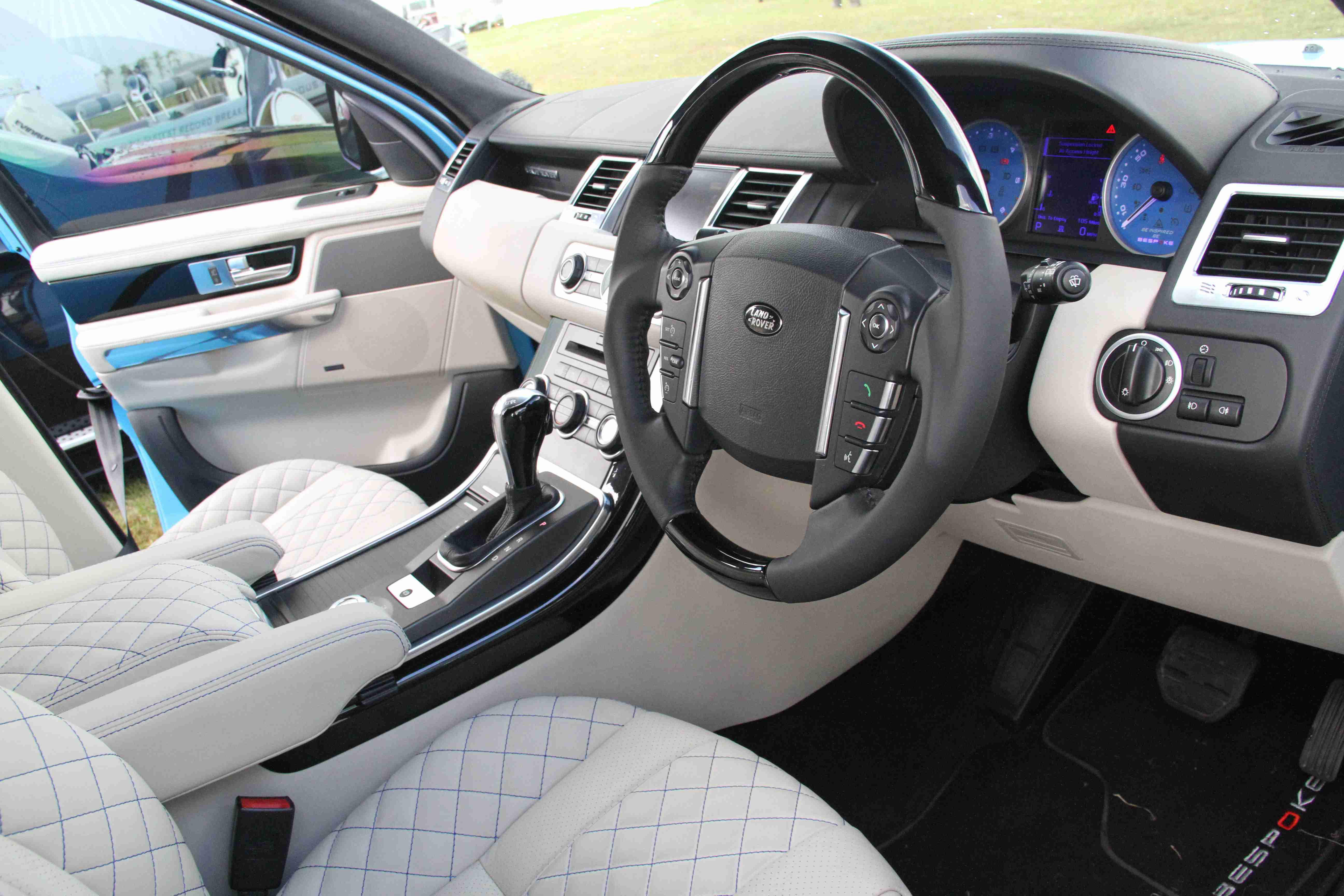 Range Rover Sport Bespoke Interior